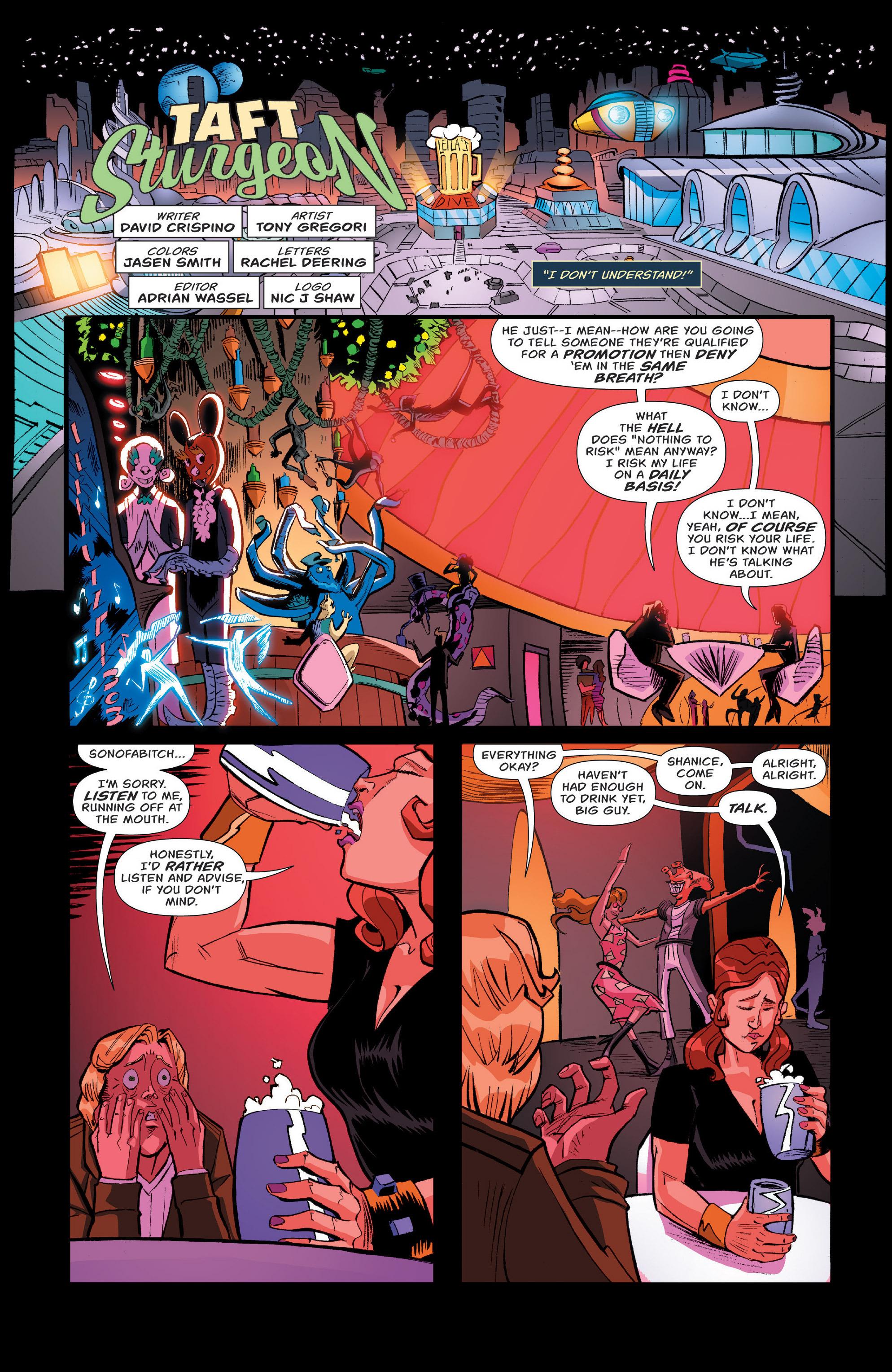 Read online Shutter comic -  Issue #24 - 25
