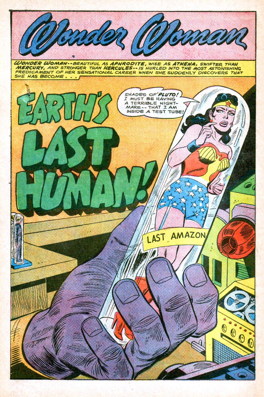Read online Wonder Woman (1942) comic -  Issue #173 - 26