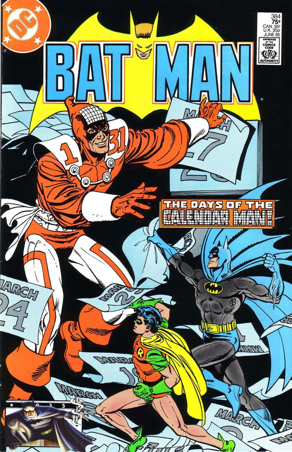 Batman (1940) 384 Page 1
