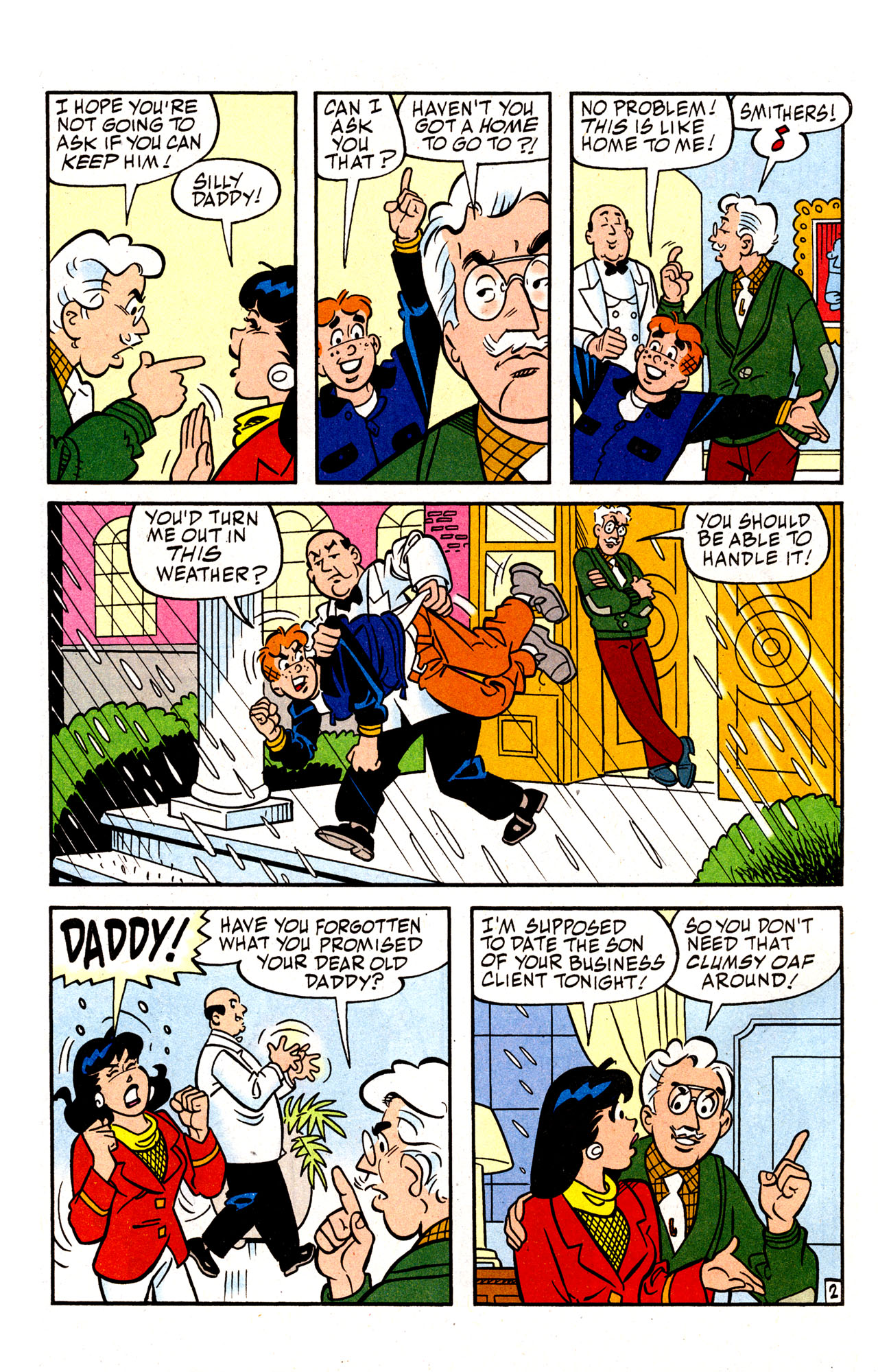 Read online Archie (1960) comic -  Issue #574 - 37