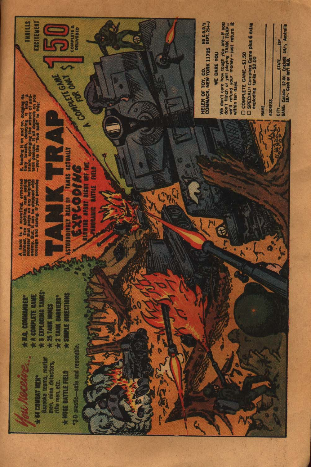 Read online Adventure Comics (1938) comic -  Issue #359 - 33