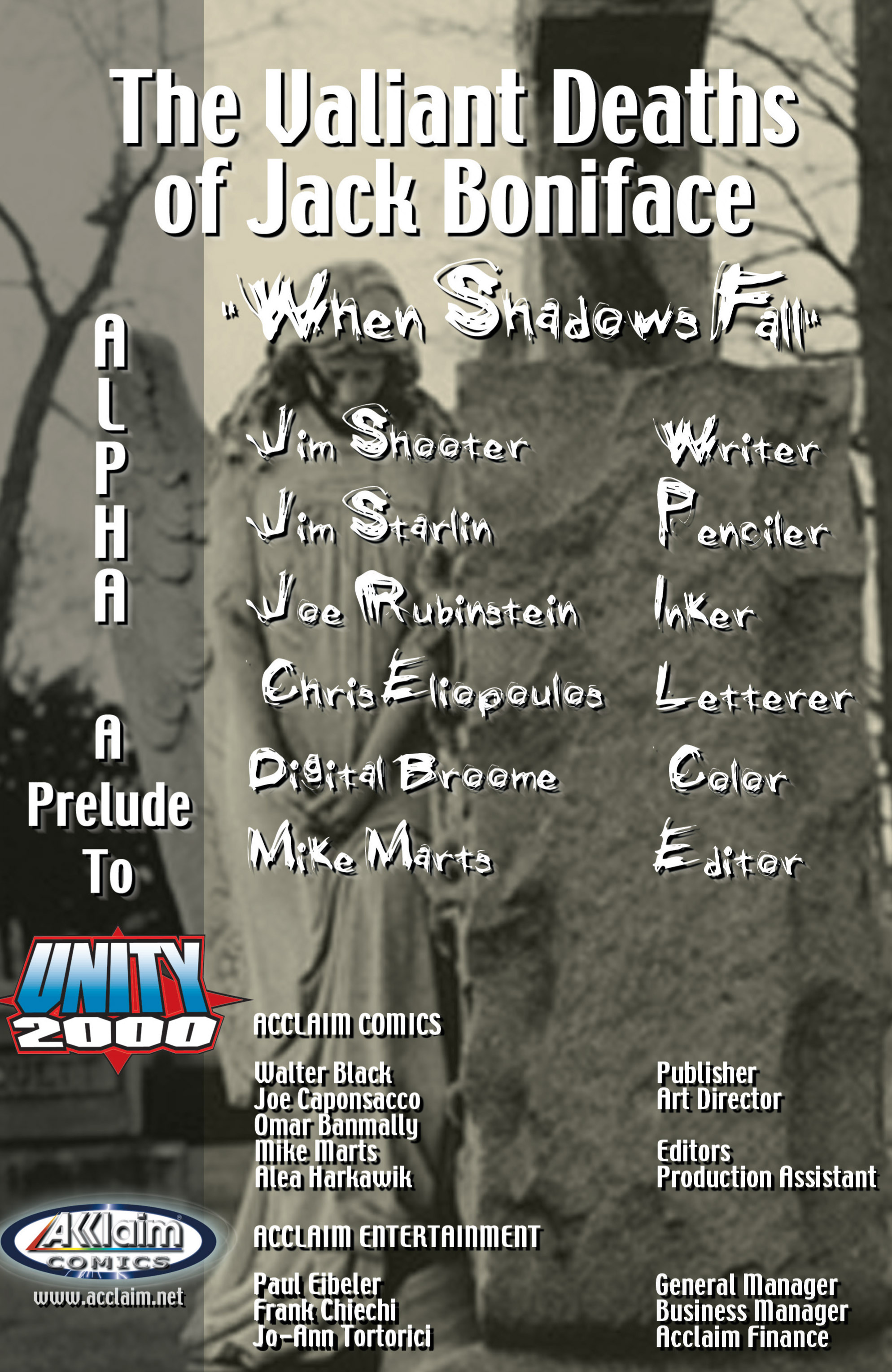 Read online Shadowman (1999) comic -  Issue #3 - 24