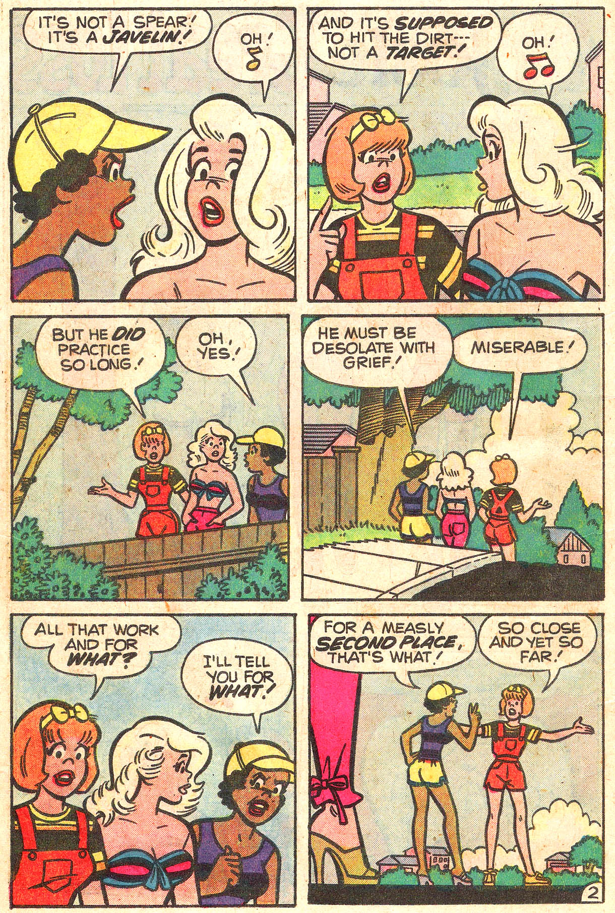 Read online She's Josie comic -  Issue #100 - 30