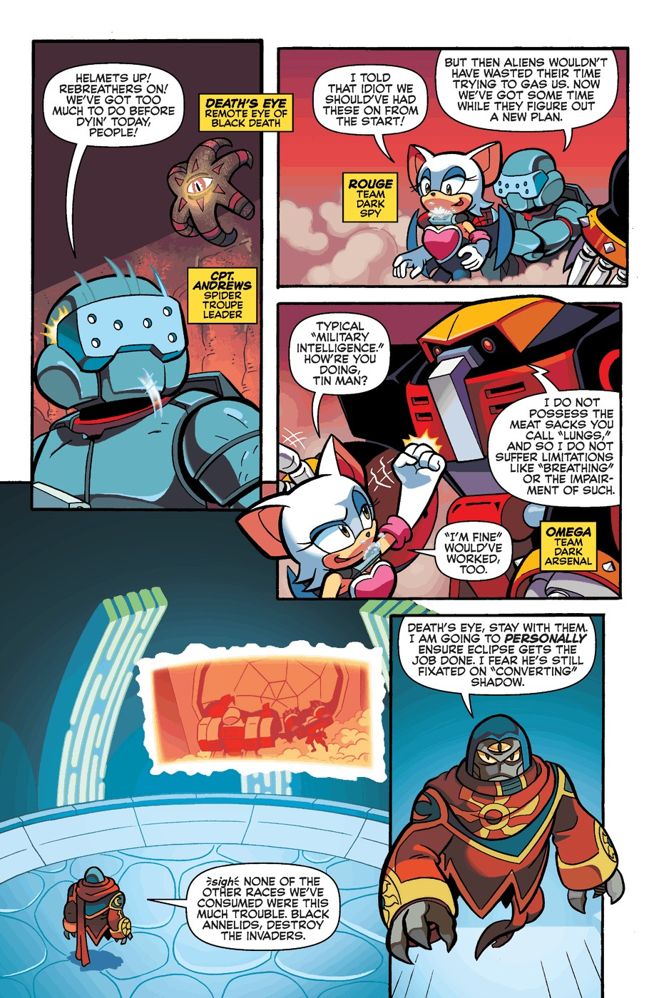 Read online Sonic Universe comic -  Issue #60 - 4