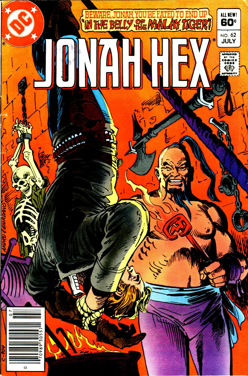 Jonah Hex (1977) 62 Page 1