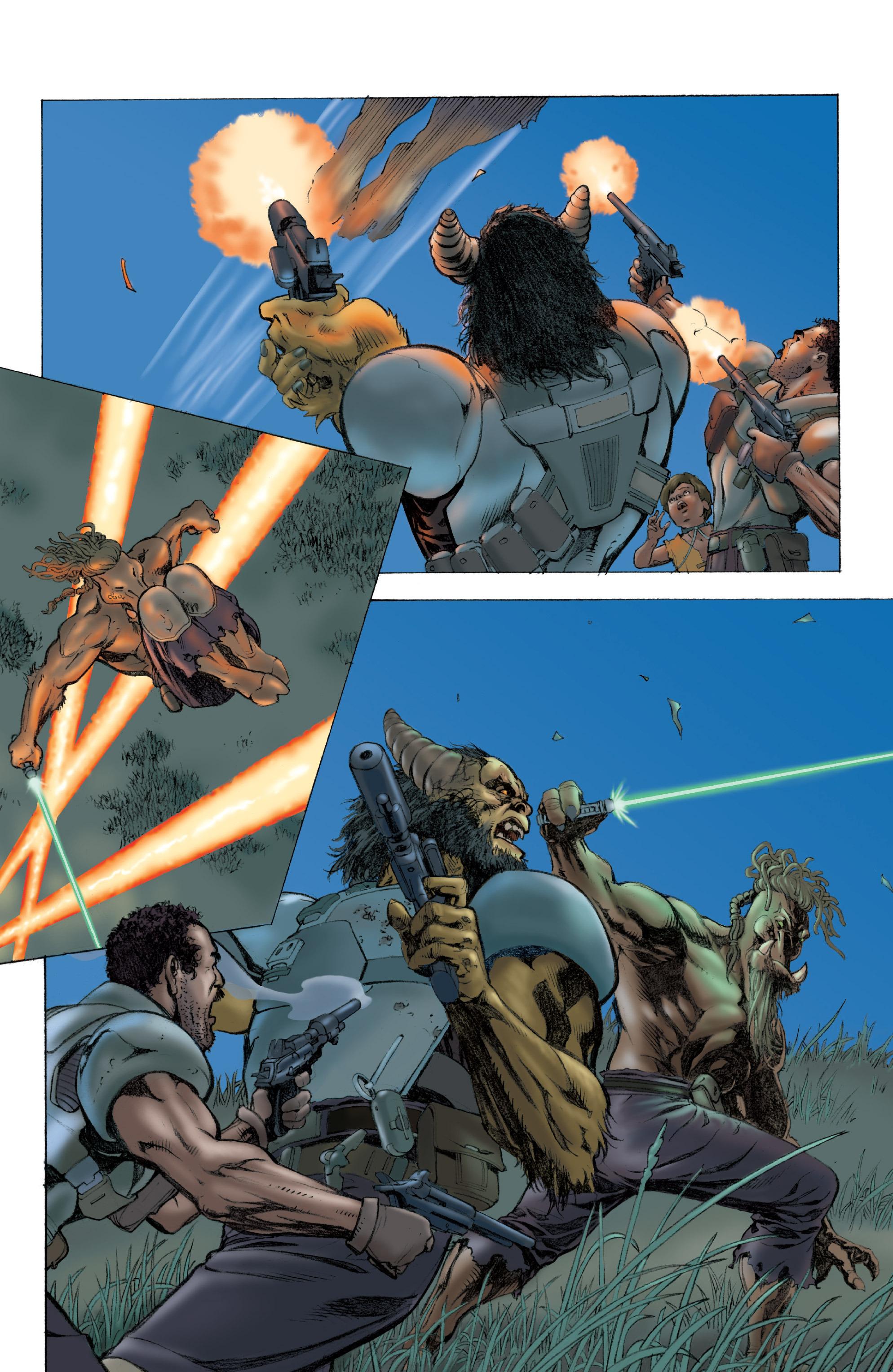 Read online Star Wars Omnibus comic -  Issue # Vol. 31 - 277