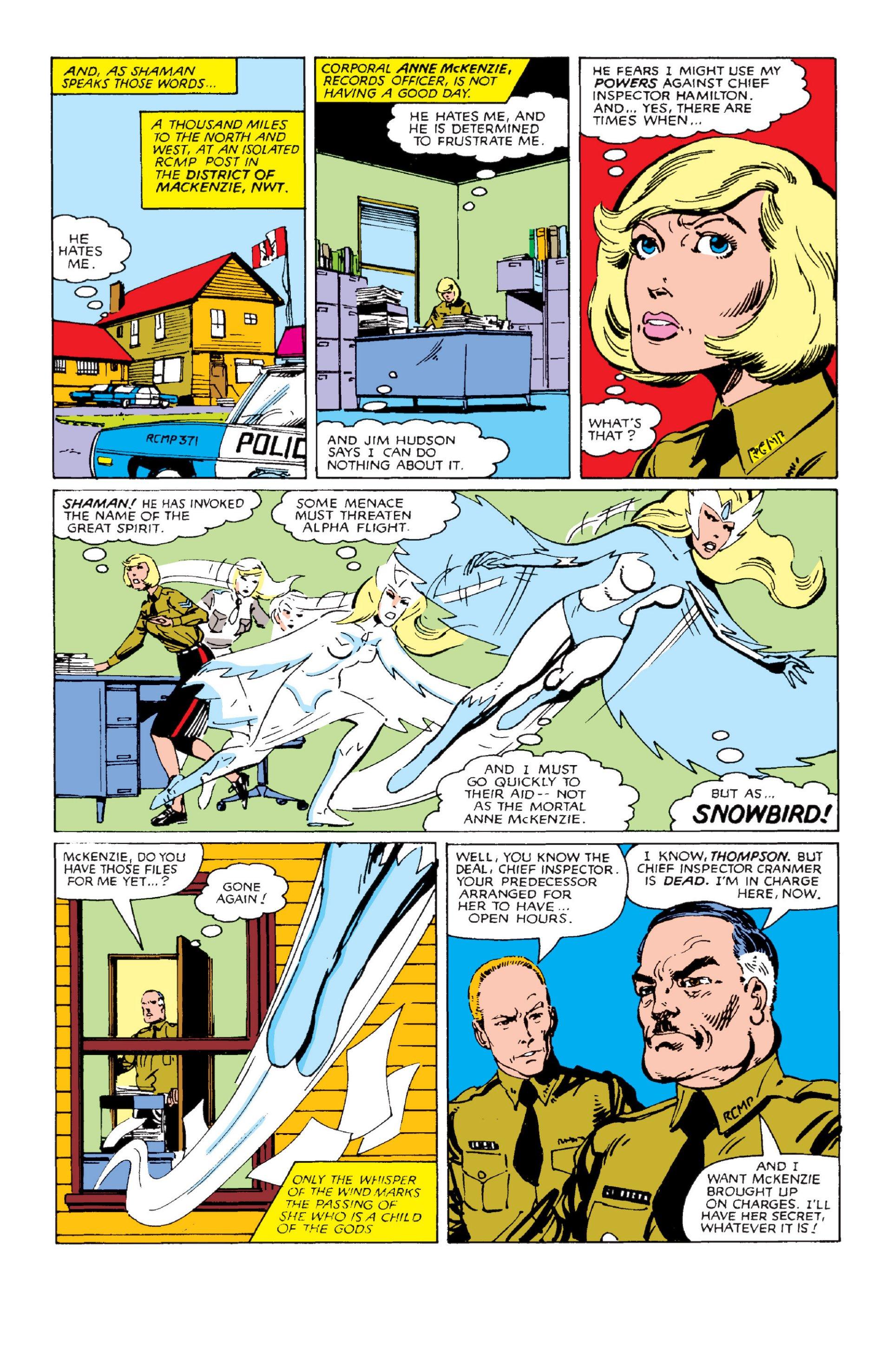 Alpha Flight (1983) 2 Page 11