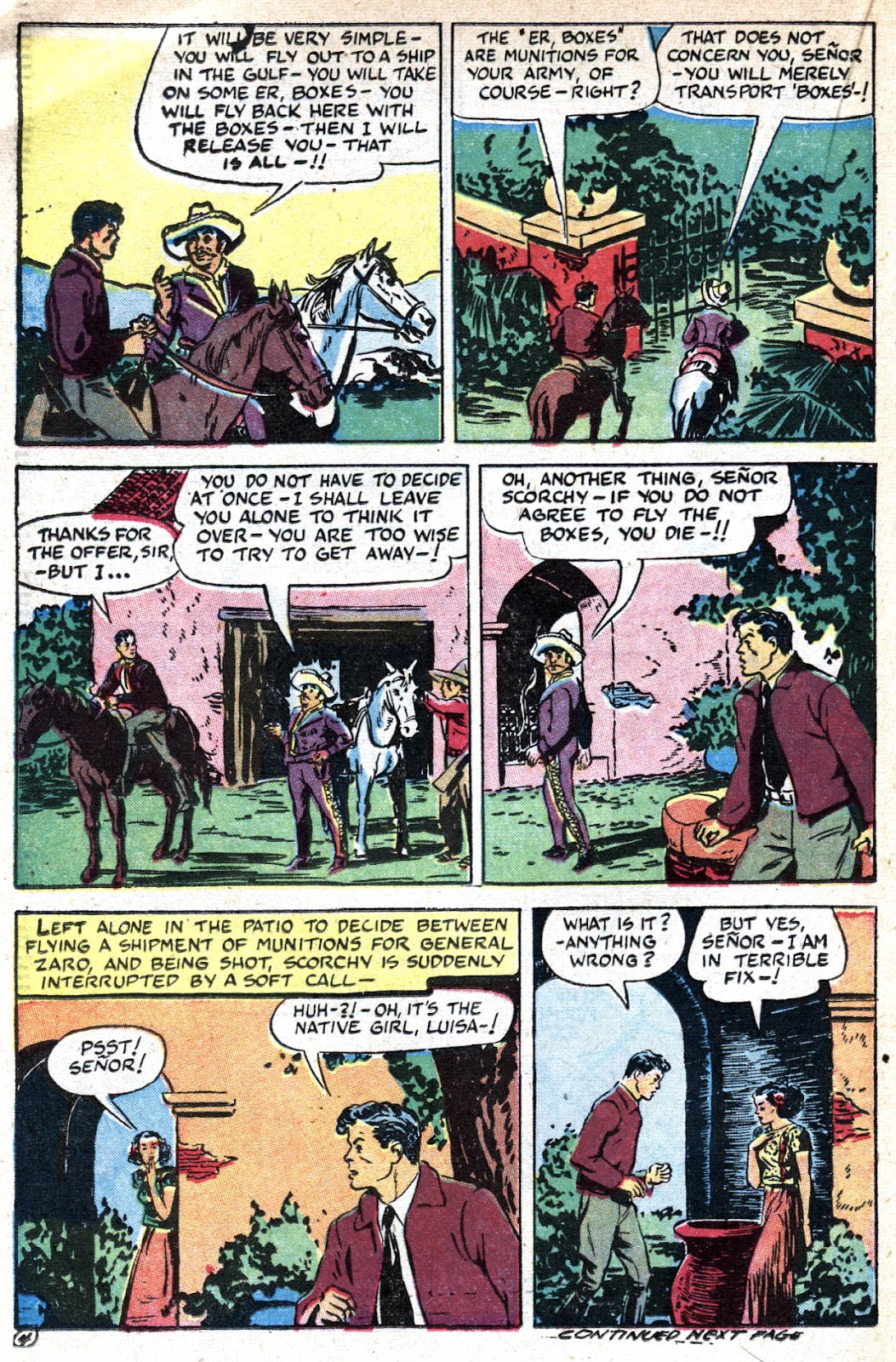 Read online Famous Funnies comic -  Issue #128 - 32