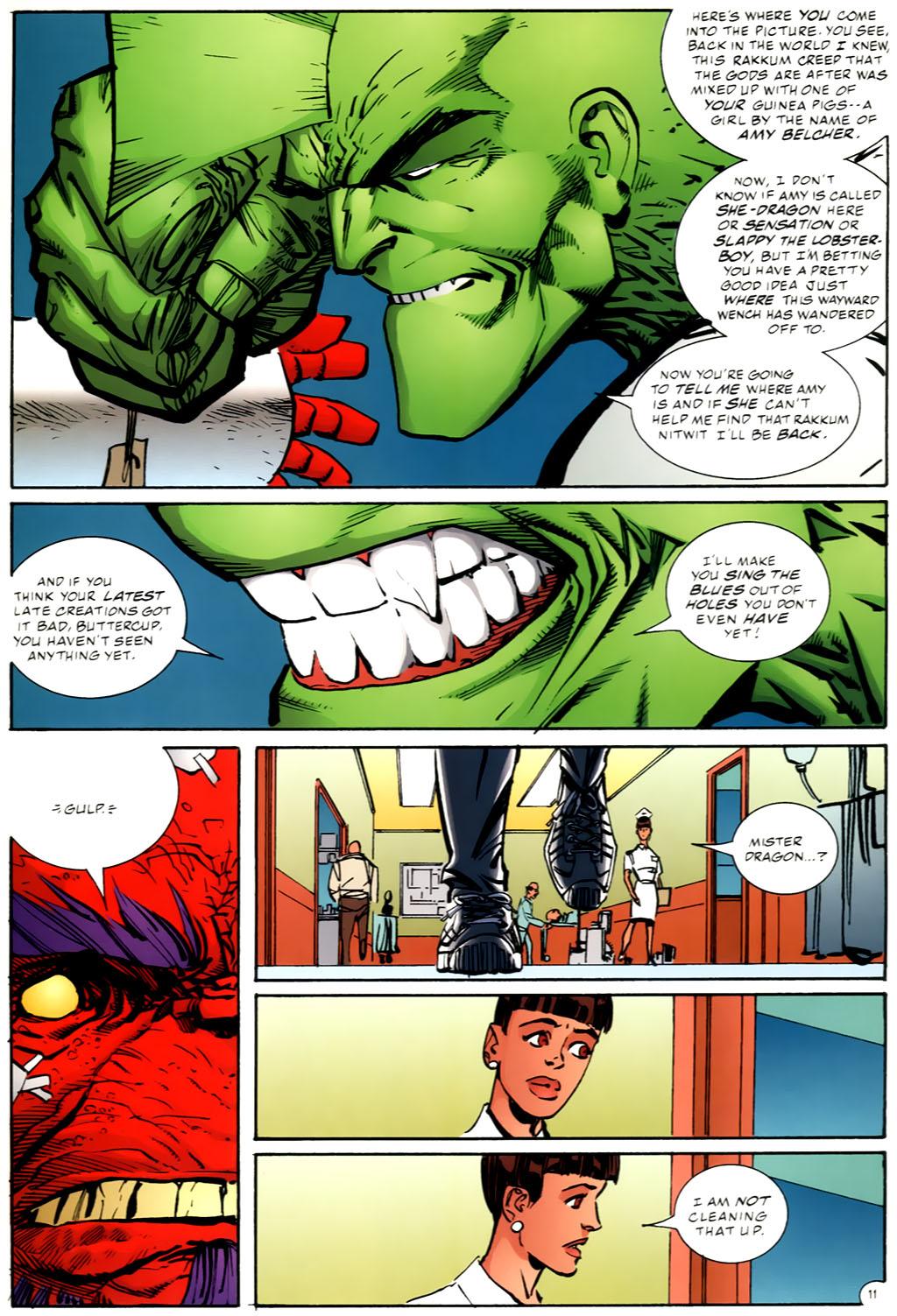 The Savage Dragon (1993) Issue #97 #100 - English 12