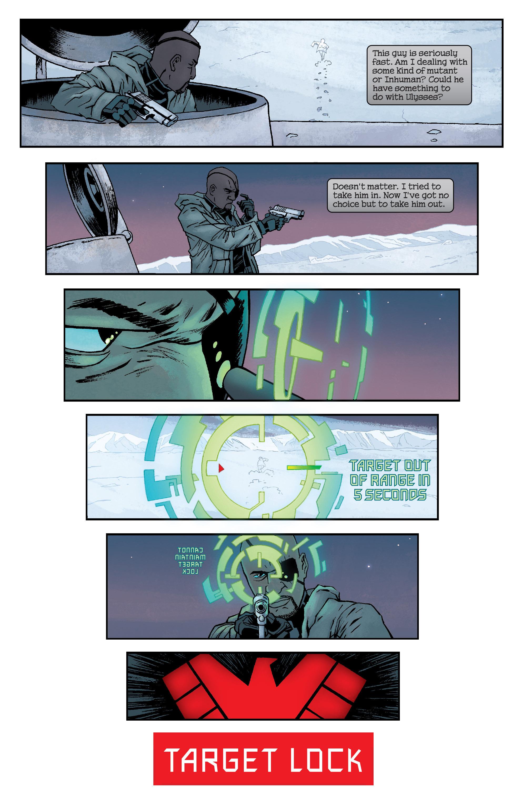 Read online Civil War II: Choosing Sides comic -  Issue #3 - 20