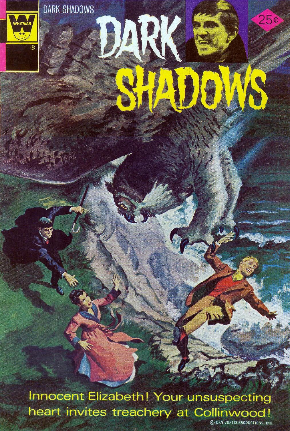 Dark Shadows (1969) 28 Page 1