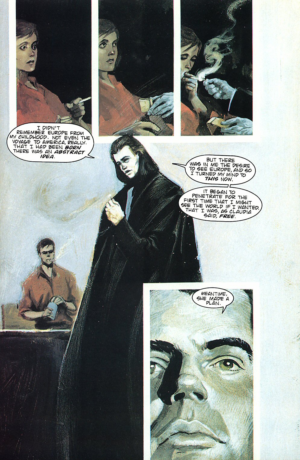 Read online Anne Rice's Interview with the Vampire comic -  Issue #5 - 31