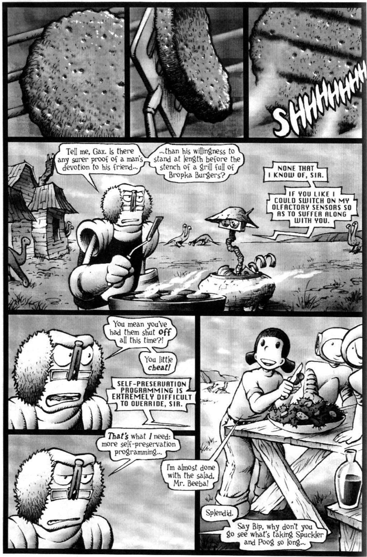 Read online Akiko comic -  Issue #Akiko _TPB 7 - 131