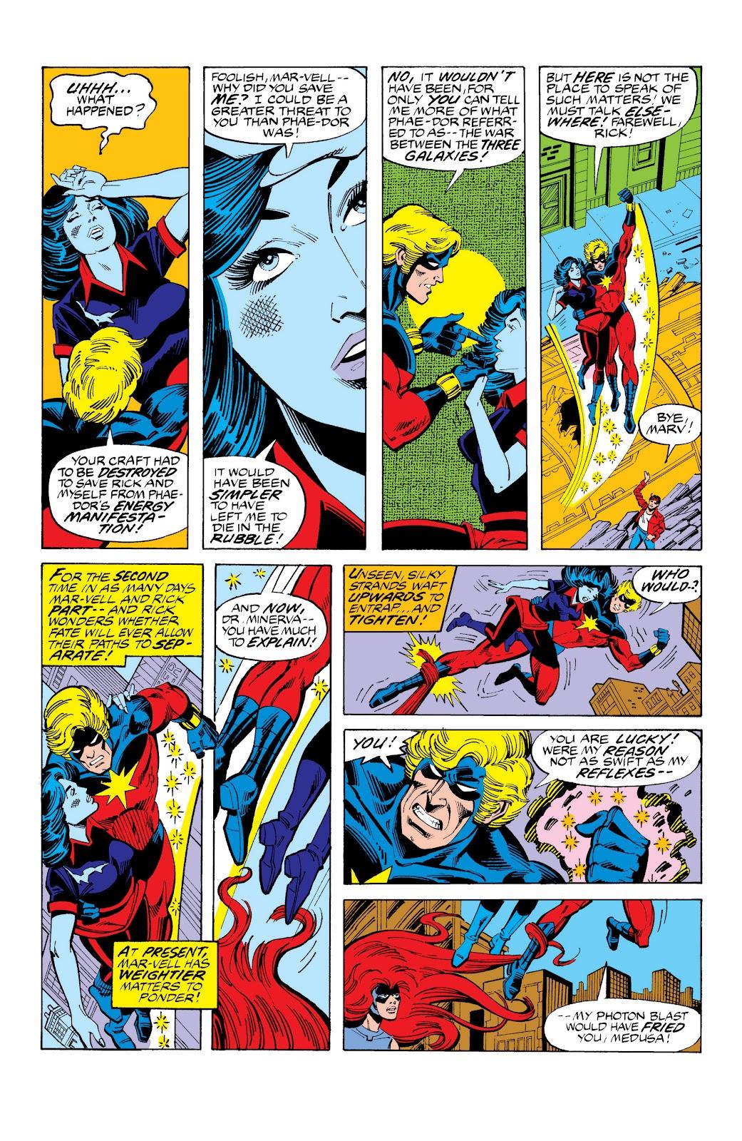 Read online Marvel Masterworks: The Inhumans comic -  Issue # TPB 2 (Part 3) - 32