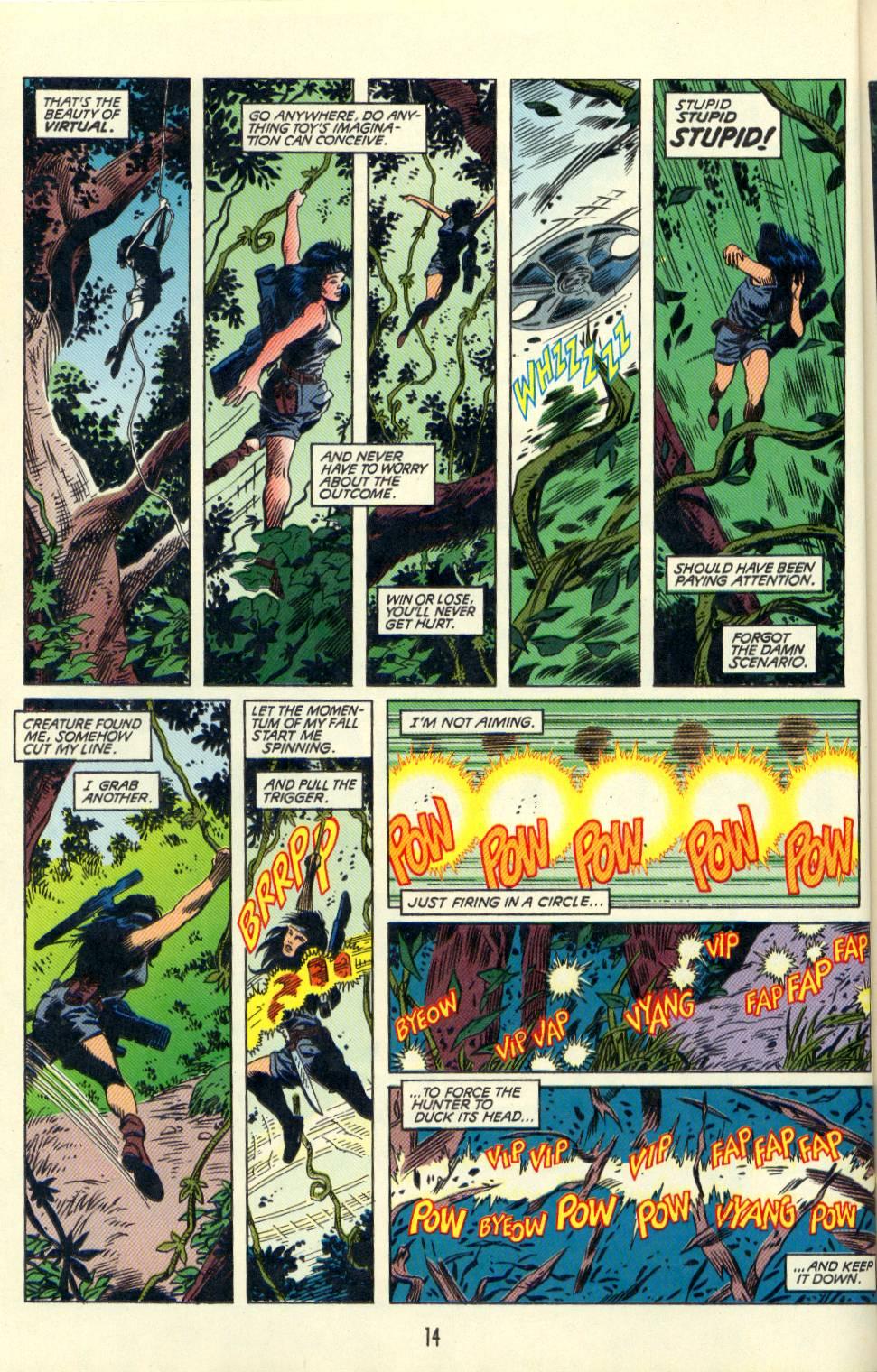 Read online Aliens/Predator: The Deadliest of the Species comic -  Issue #2 - 15