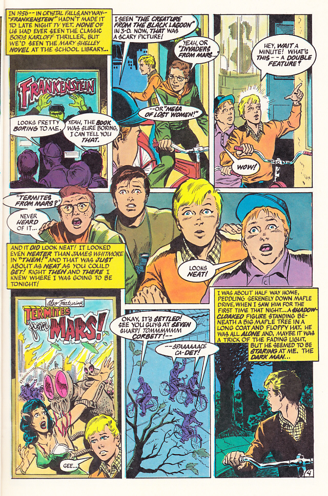 Read online Twisted Tales (1987) comic -  Issue # Full - 7