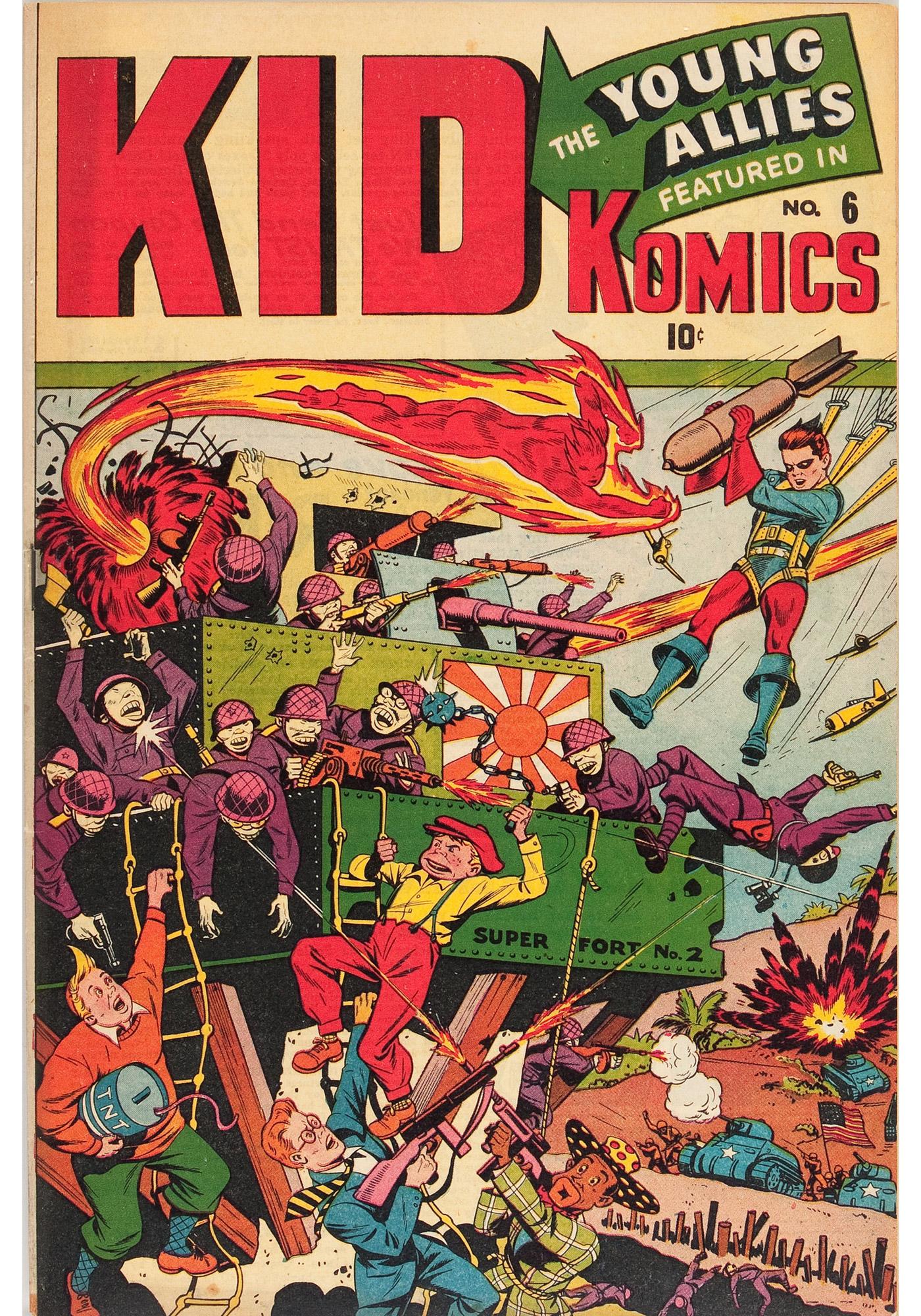 Kid Komics 6 Page 1