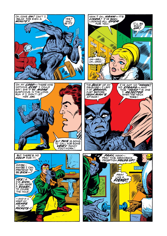 Read online Amazing Adventures (1970) comic -  Issue #14 - 6