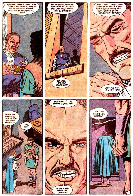 Read online Aquaman (1989) comic -  Issue #5 - 6