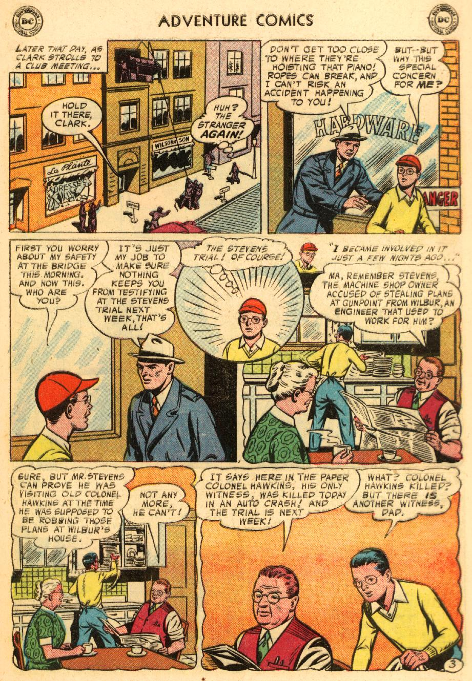 Read online Adventure Comics (1938) comic -  Issue #228 - 5