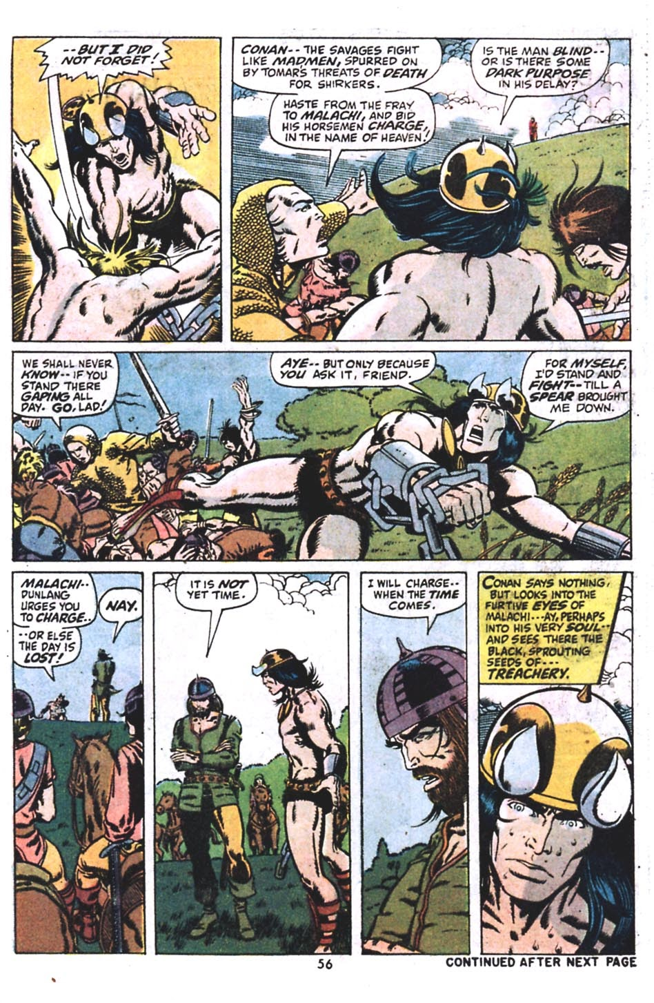 Giant-Size Conan issue 1 - Page 46