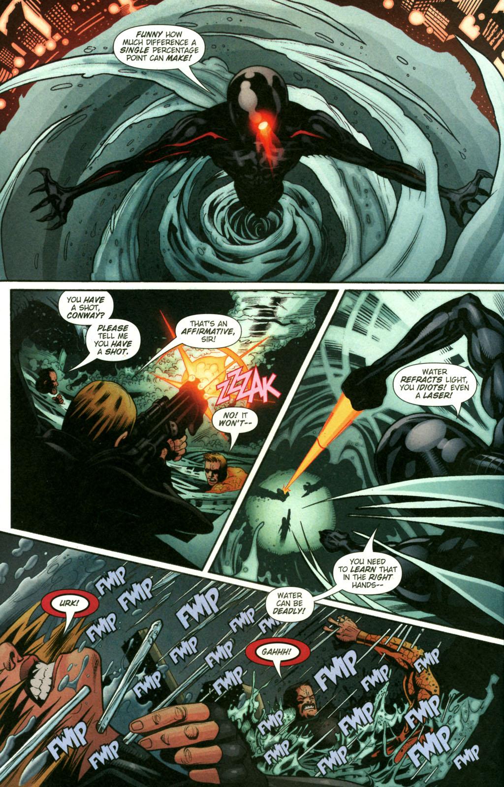 Read online Aquaman (2003) comic -  Issue #22 - 15