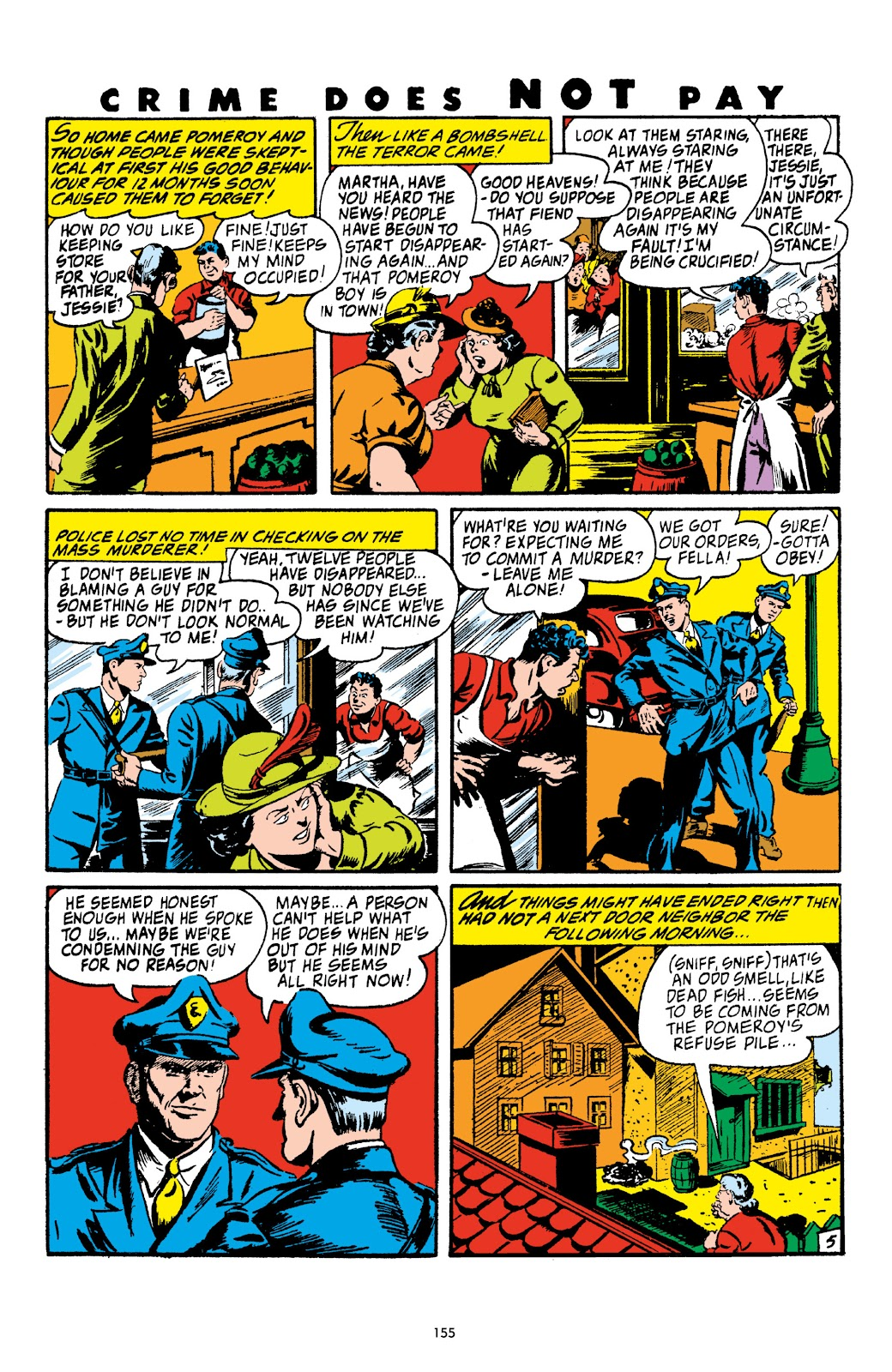 Read online Crime Does Not Pay Archives comic -  Issue # TPB 4 (Part 2) - 55