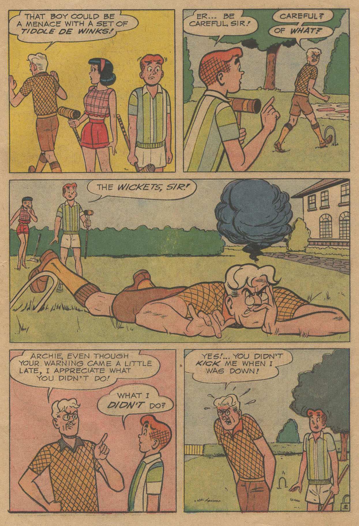 Read online Archie (1960) comic -  Issue #141 - 31