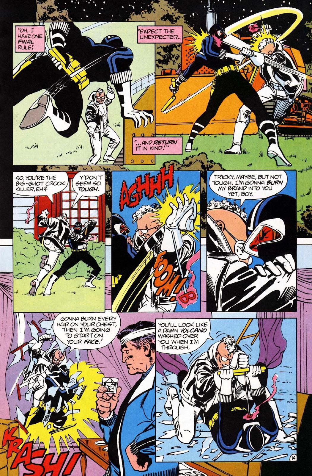 Vigilante (1983) issue 1 - Page 15