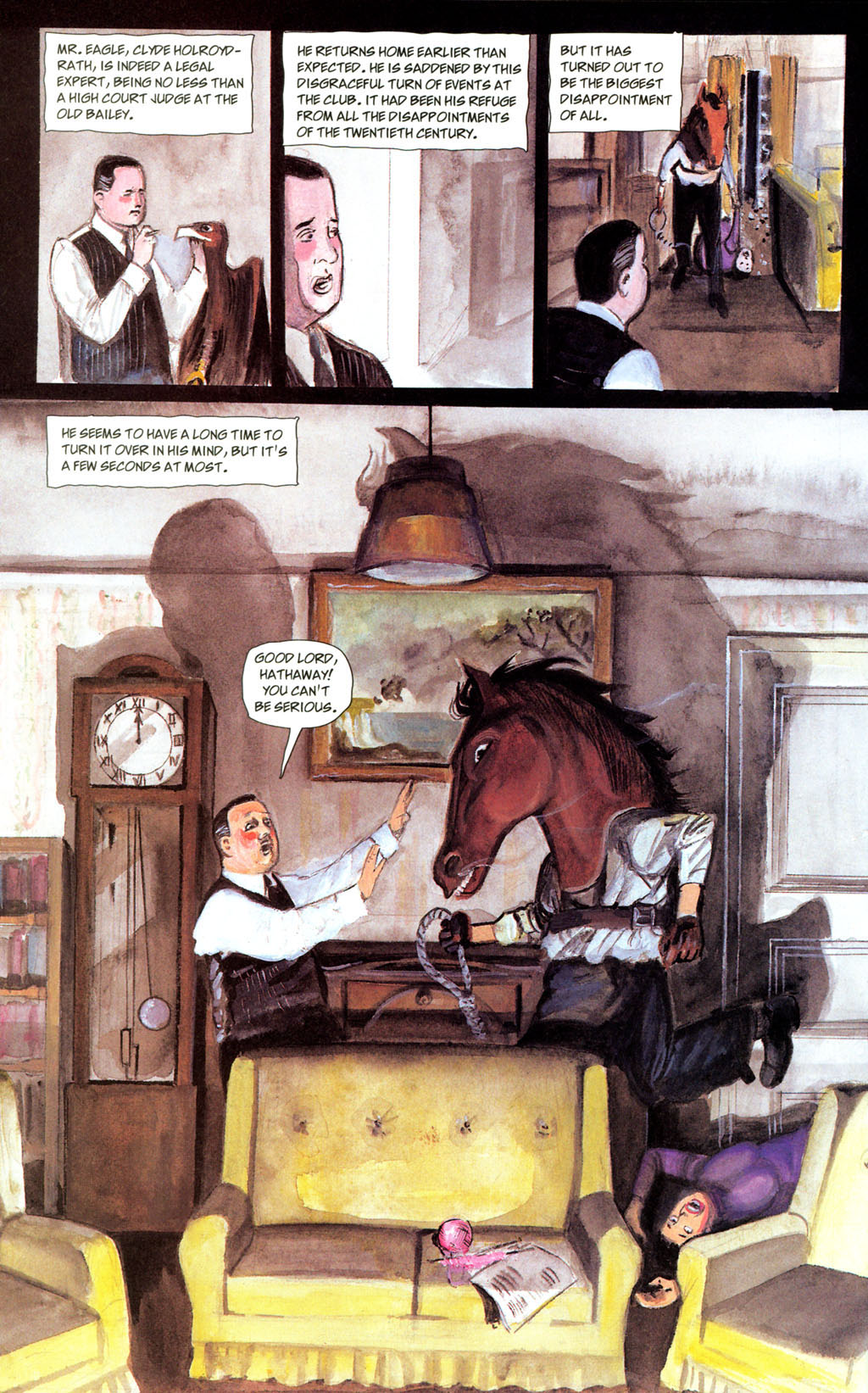Read online Batman: The Order of Beasts comic -  Issue # Full - 32