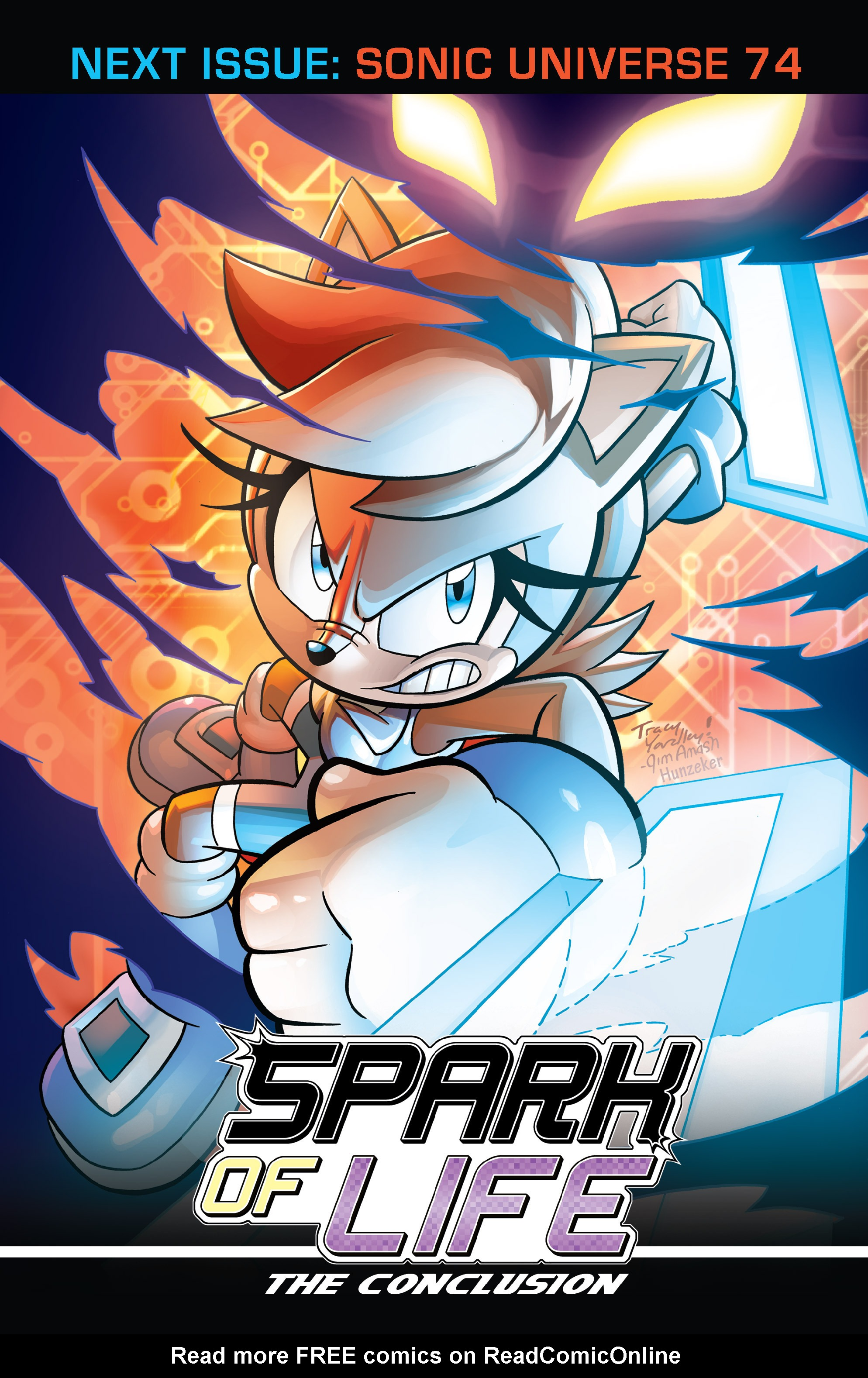 Read online Sonic Universe comic -  Issue #73 - 24