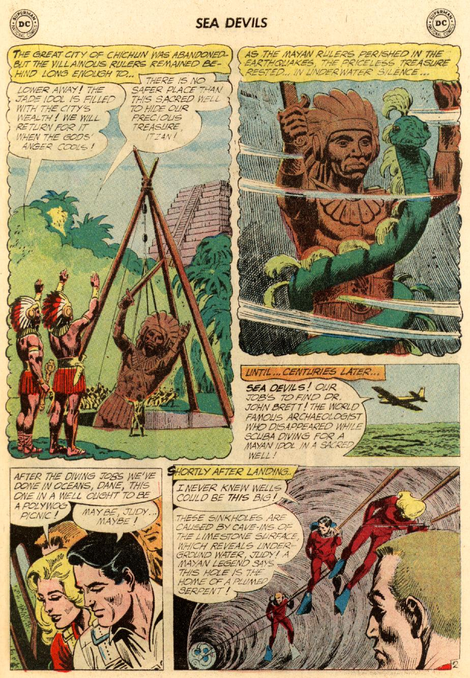 Read online Sea Devils comic -  Issue #5 - 30