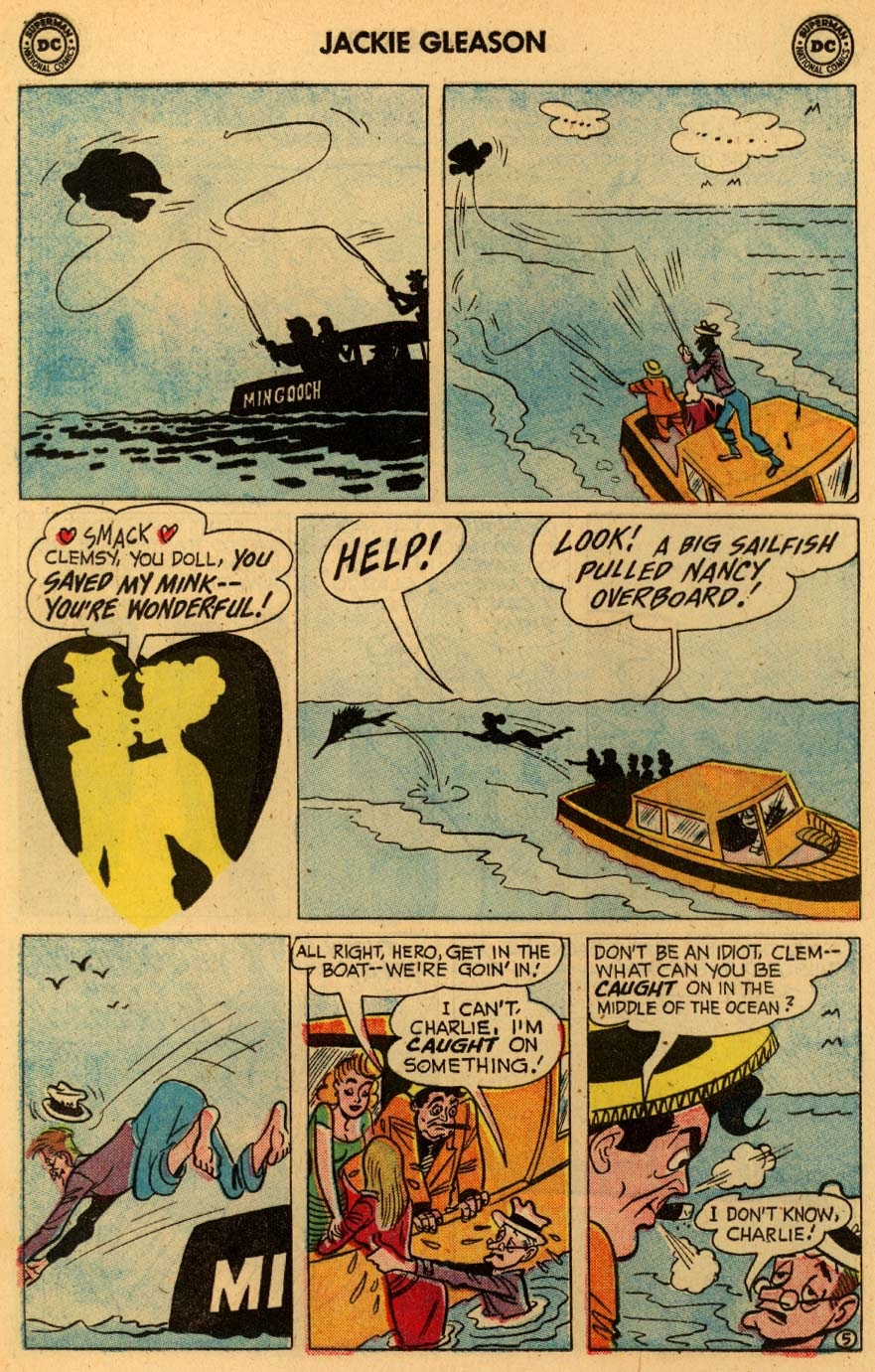 Jackie Gleason and the Honeymooners issue 8 - Page 20