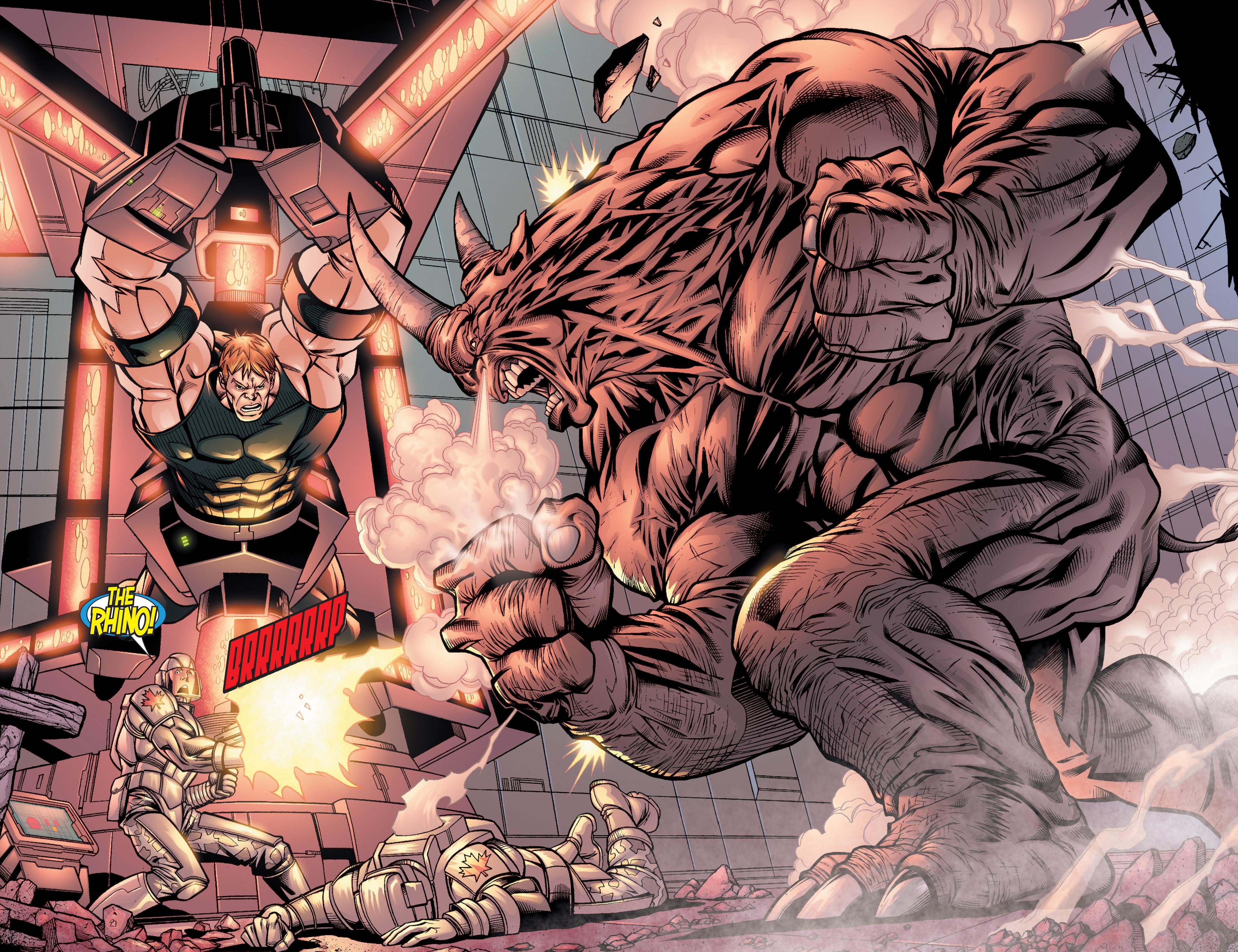 Read online Uncanny X-Men (1963) comic -  Issue #435 - 10