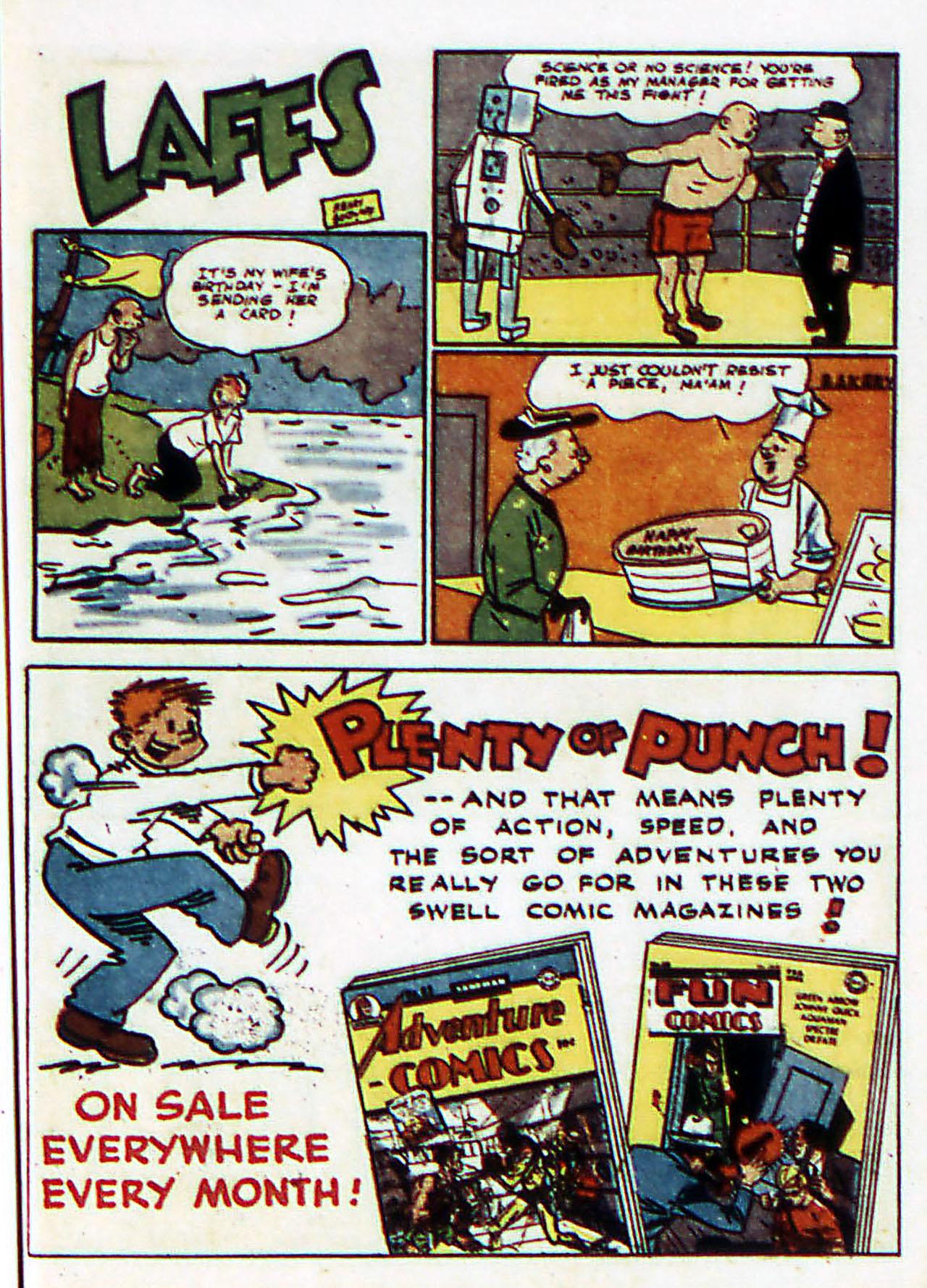 Read online Detective Comics (1937) comic -  Issue #72 - 58