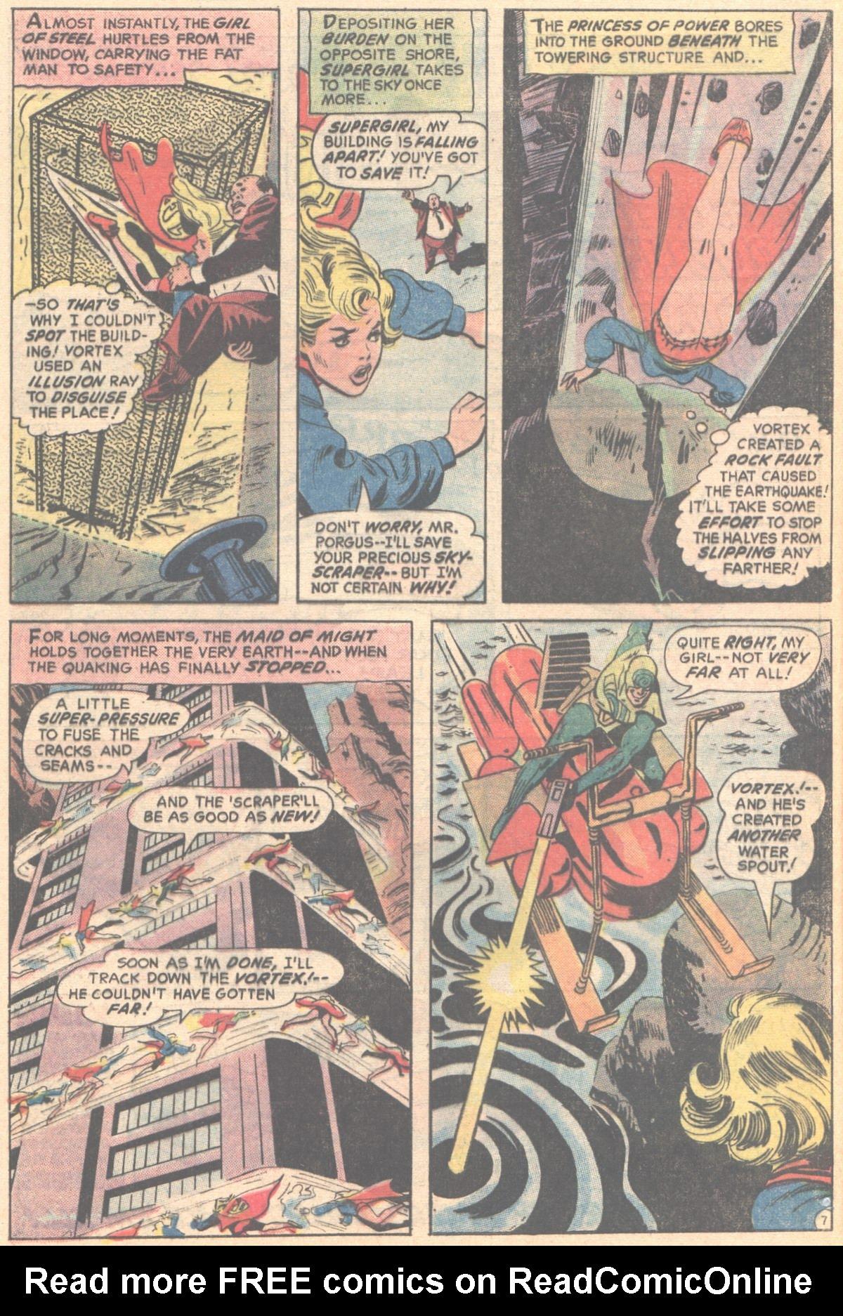 Read online Adventure Comics (1938) comic -  Issue #414 - 10