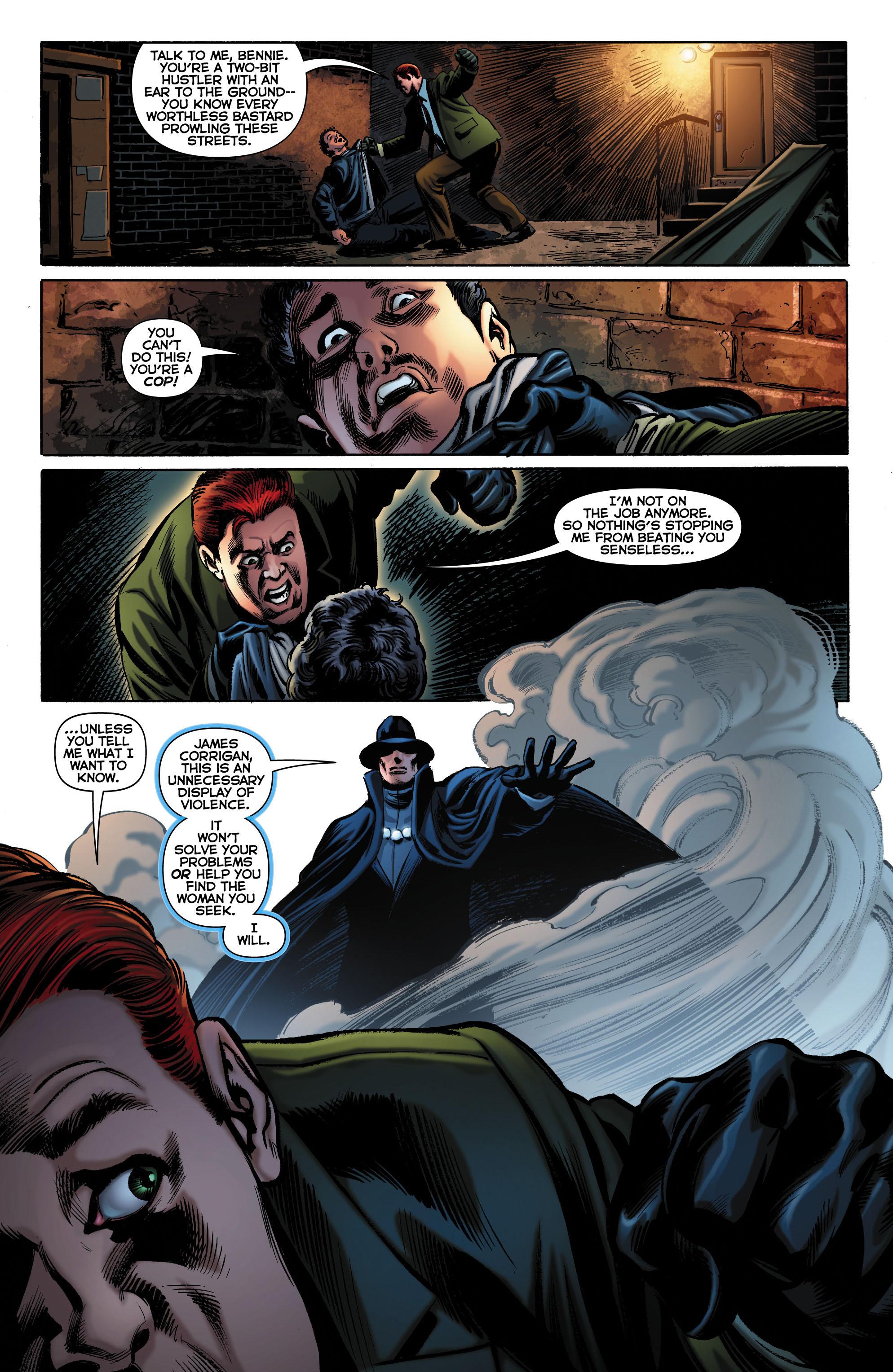 Read online Trinity of Sin: The Phantom Stranger comic -  Issue #0 - 13