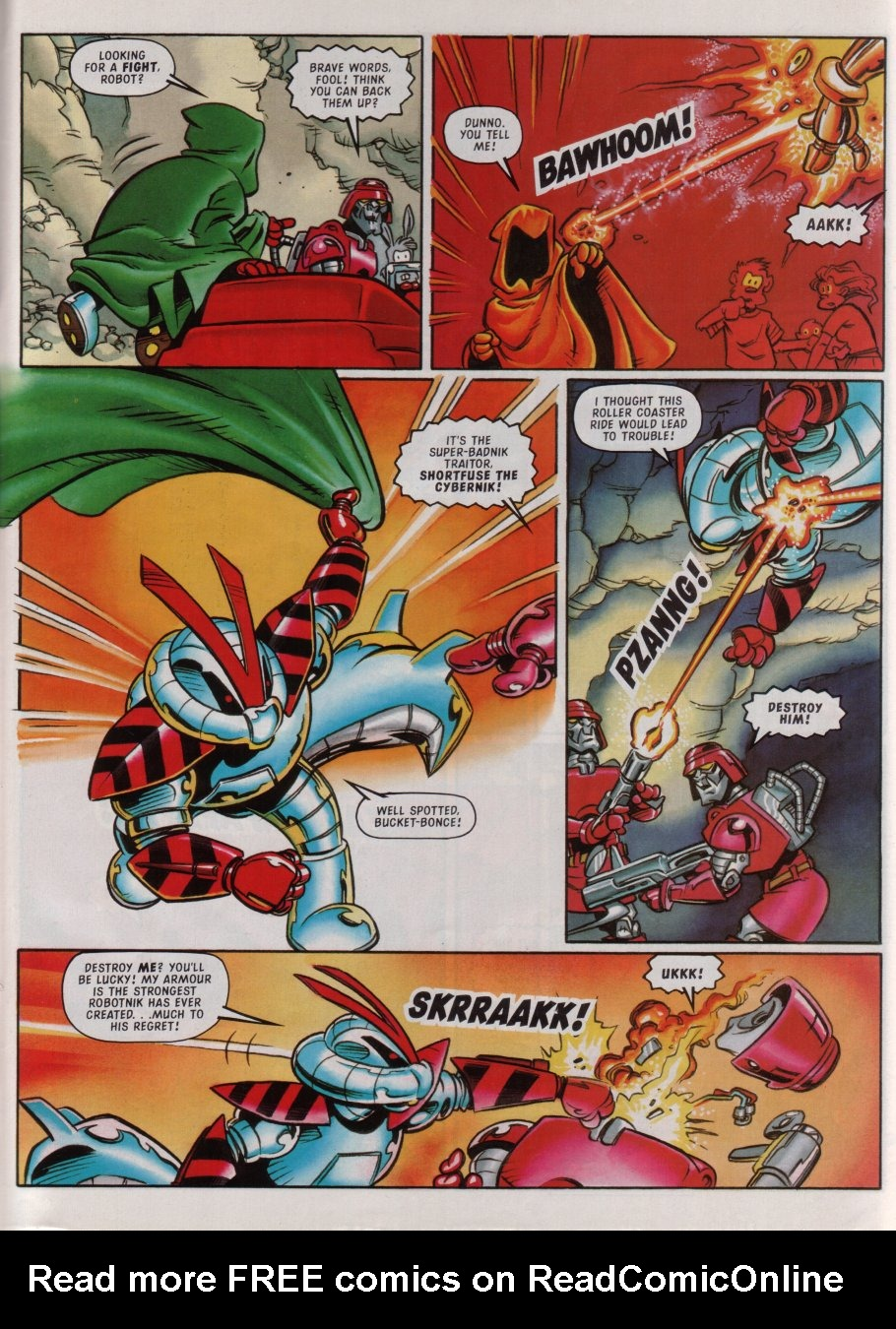 Read online Sonic the Comic comic -  Issue #85 - 28