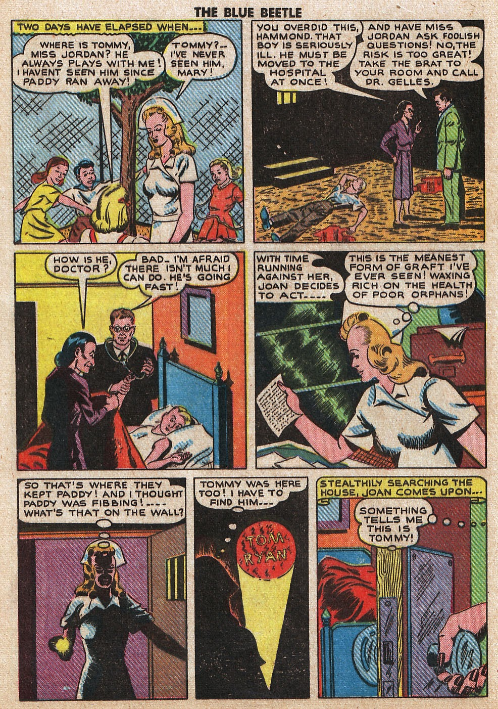 The Blue Beetle issue 33 - Page 30