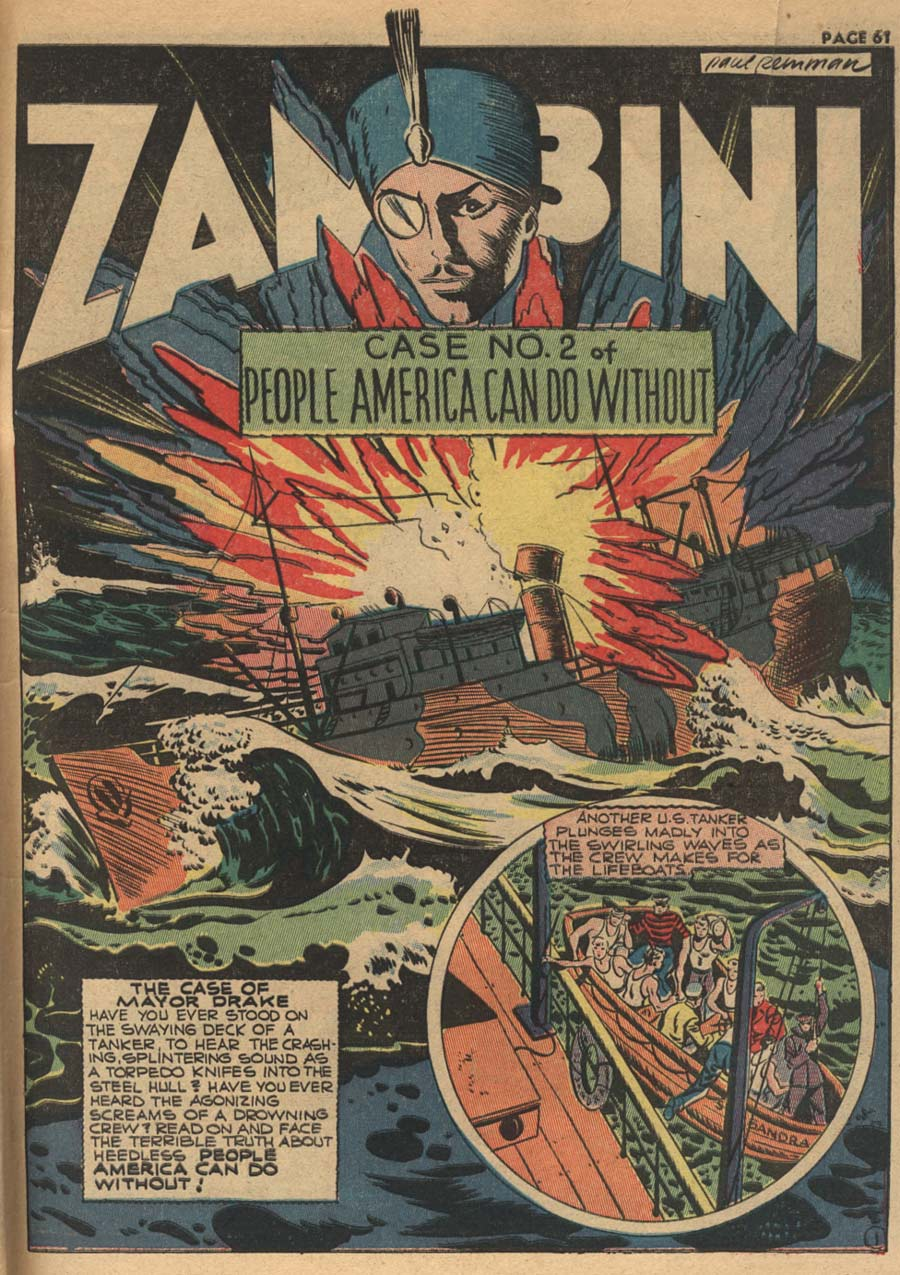 Zip Comics issue 31 - Page 61