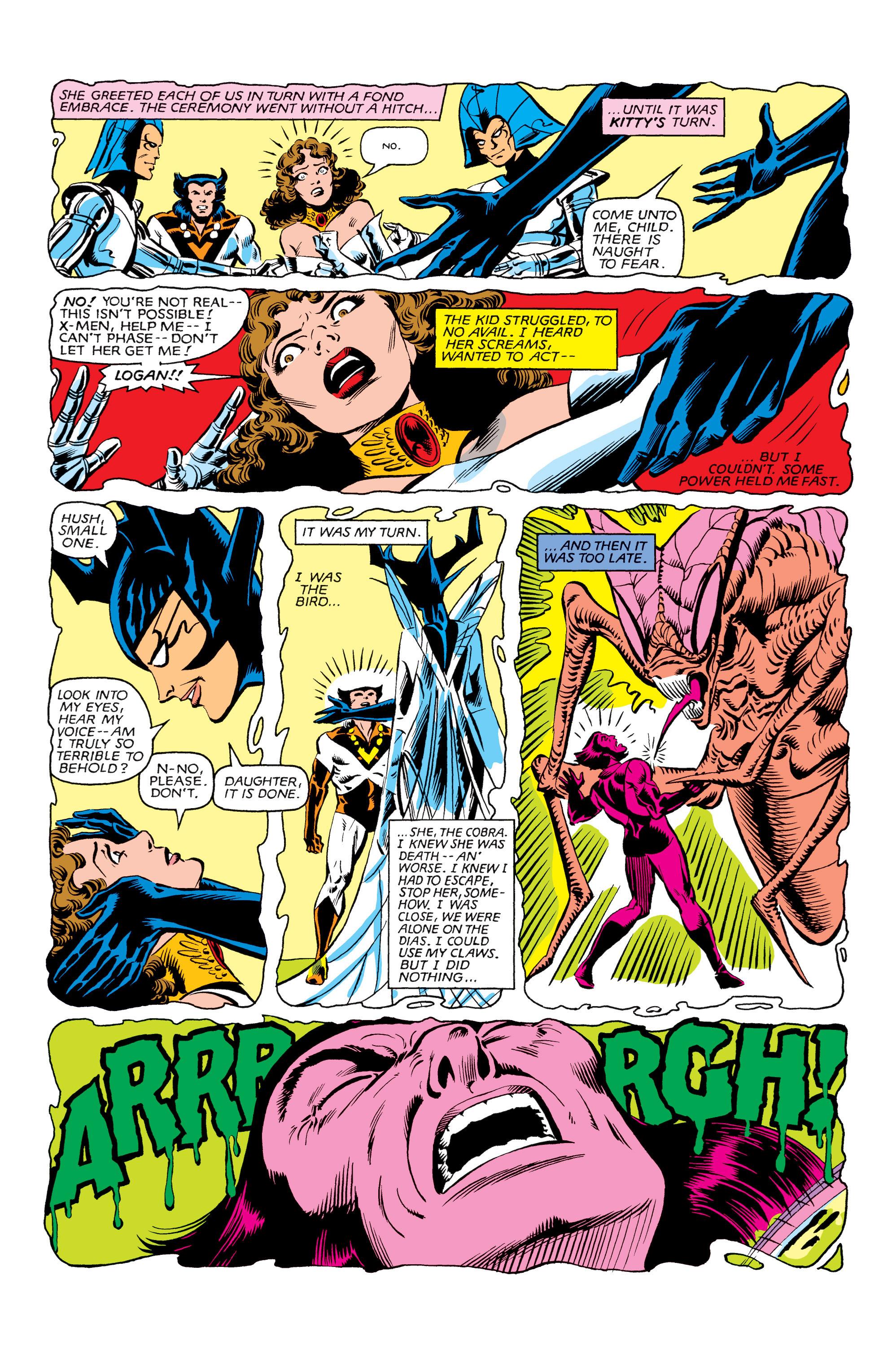 Read online Uncanny X-Men (1963) comic -  Issue #162 - 12