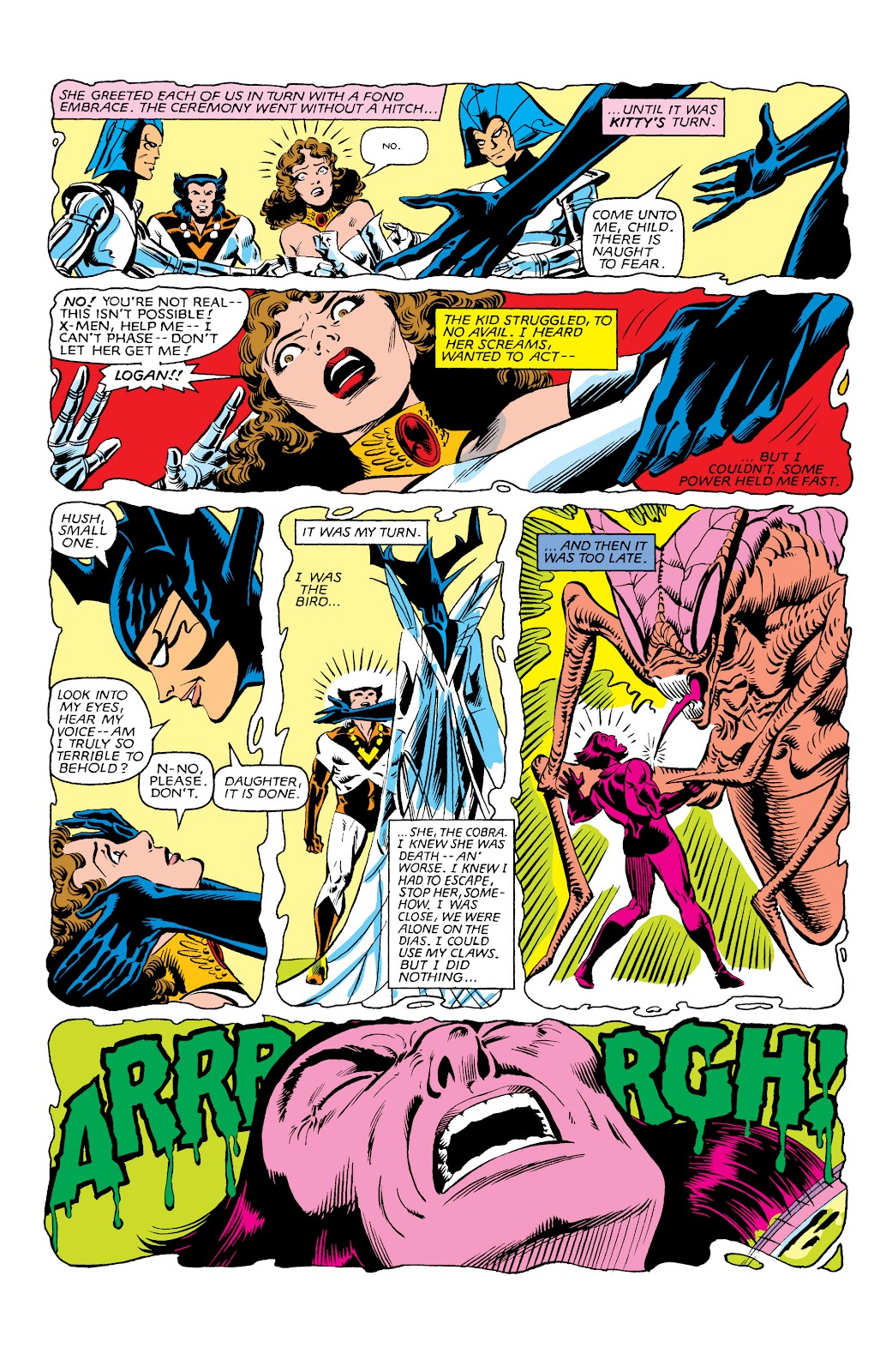 Uncanny X-Men (1963) issue 162 - Page 12