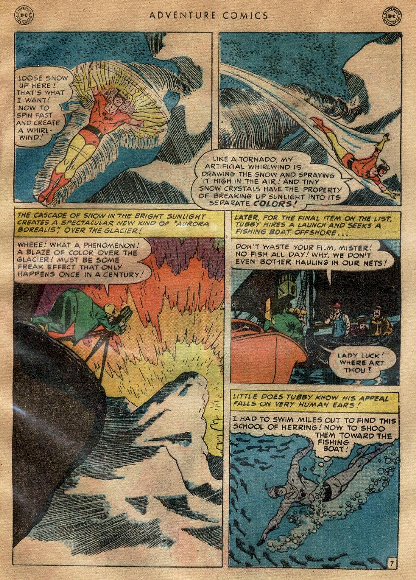 Read online Adventure Comics (1938) comic -  Issue #145 - 32