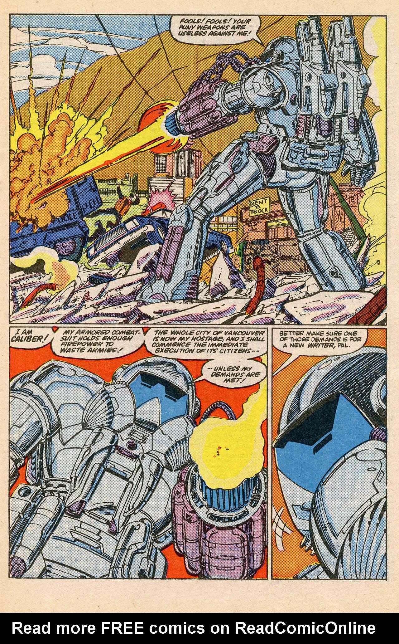 Read online Alpha Flight (1983) comic -  Issue #23 - 13