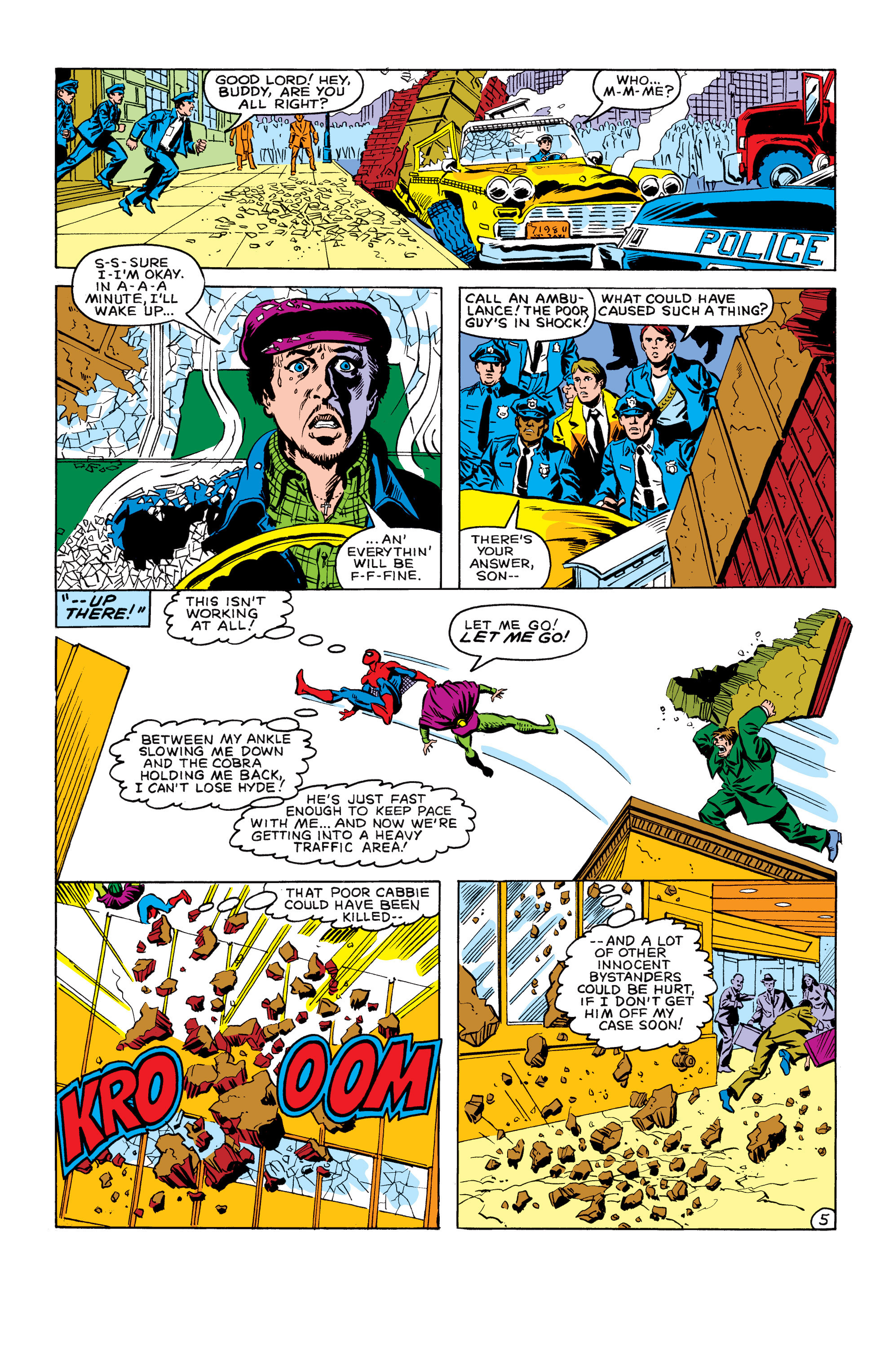 The Amazing Spider-Man (1963) 232 Page 5