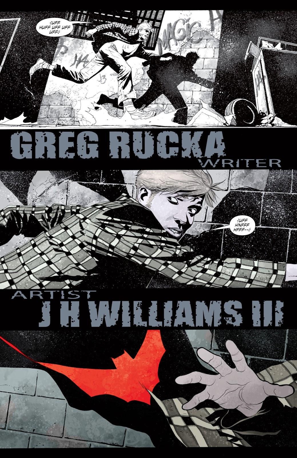 Read online Detective Comics (1937) comic -  Issue # _TPB Batwoman - Elegy (Part 1) - 10