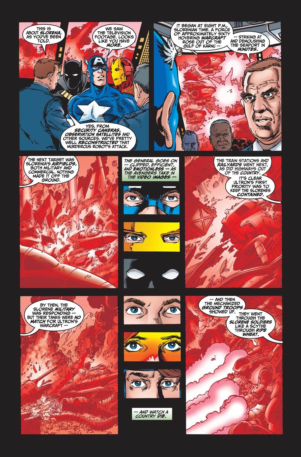 Read online Avengers (1998) comic -  Issue #20 - 4