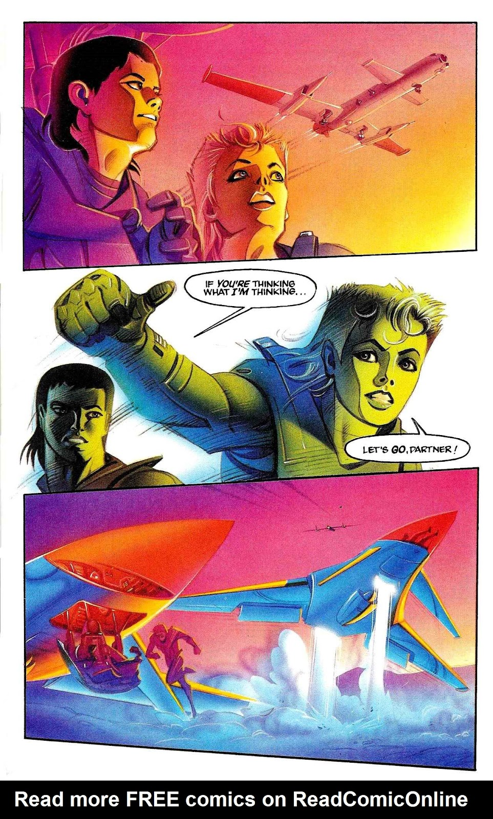 Tempus Fugitive issue 1 - Page 23