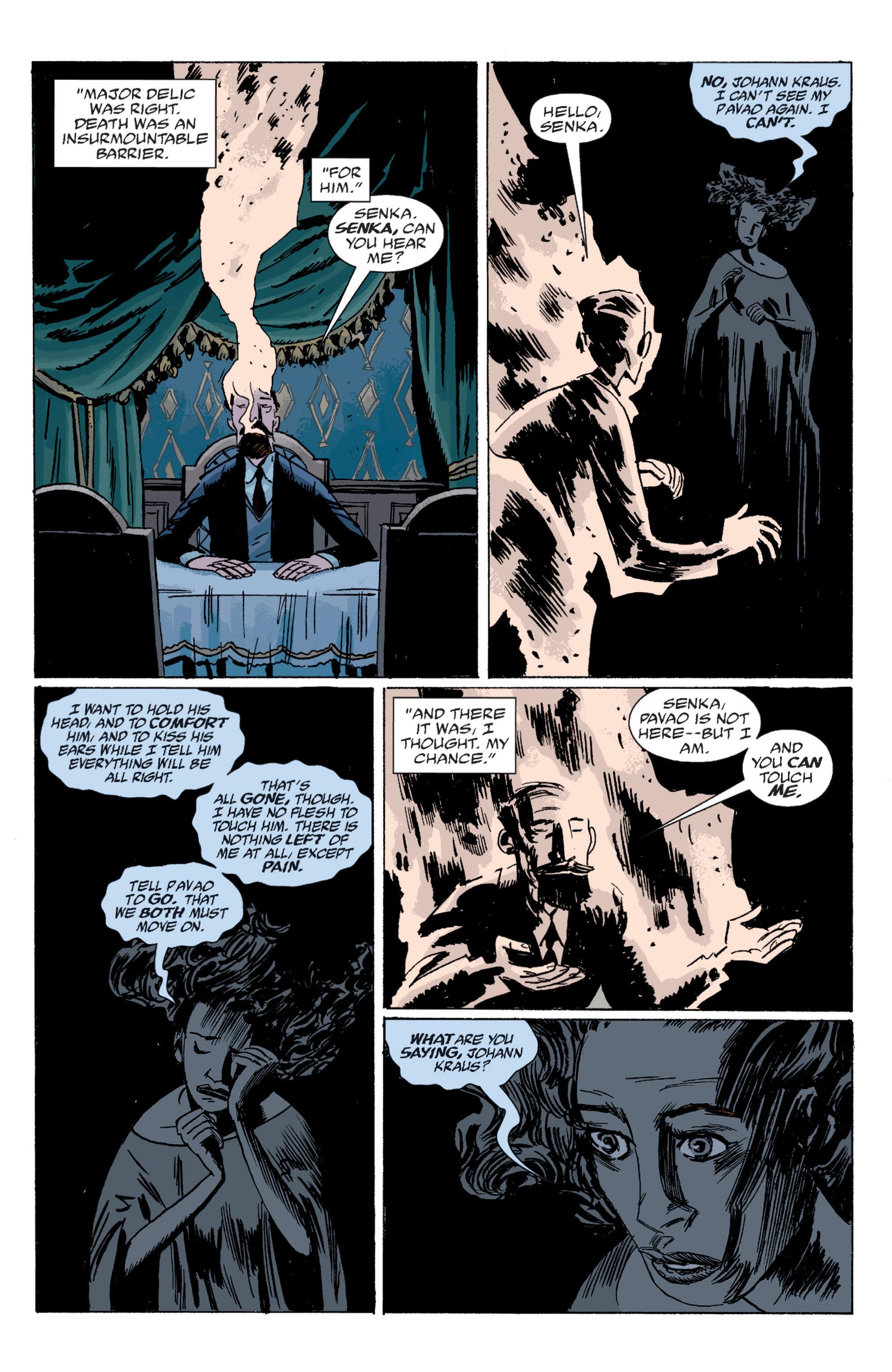 Read online B.P.R.D. (2003) comic -  Issue # TPB 6 - 76