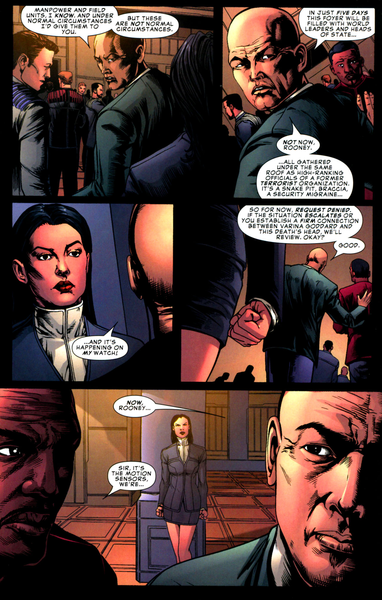 Read online Amazing Fantasy (2004) comic -  Issue #17 - 13